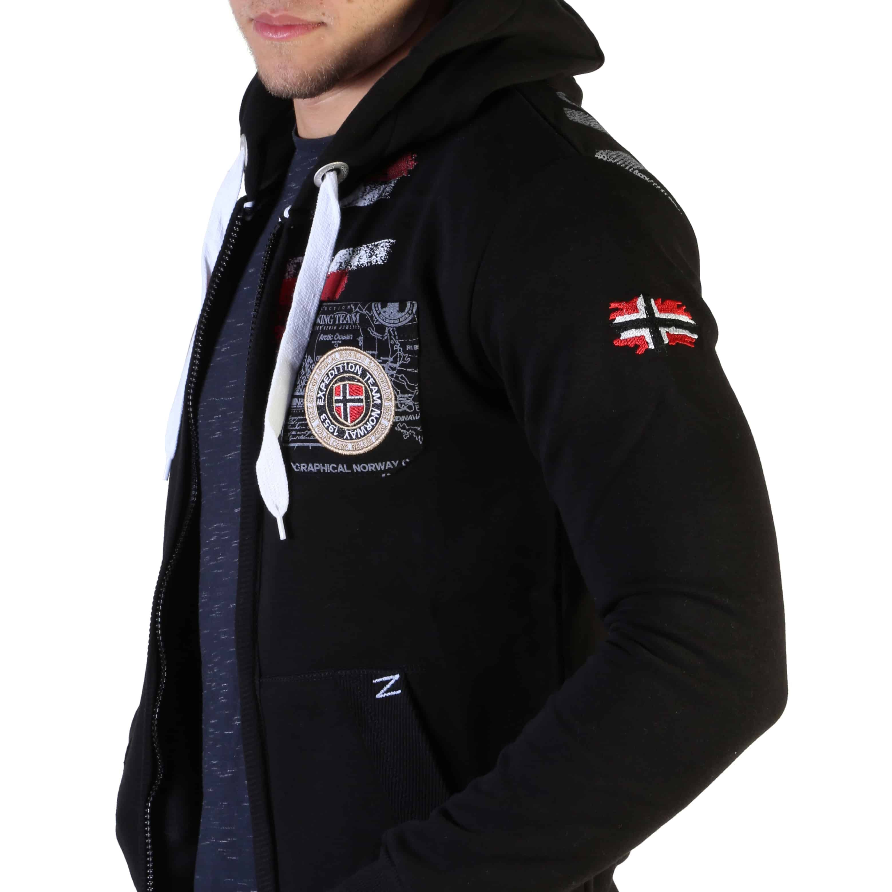 Sweat-shirts Geographical Norway – Fespote100_man