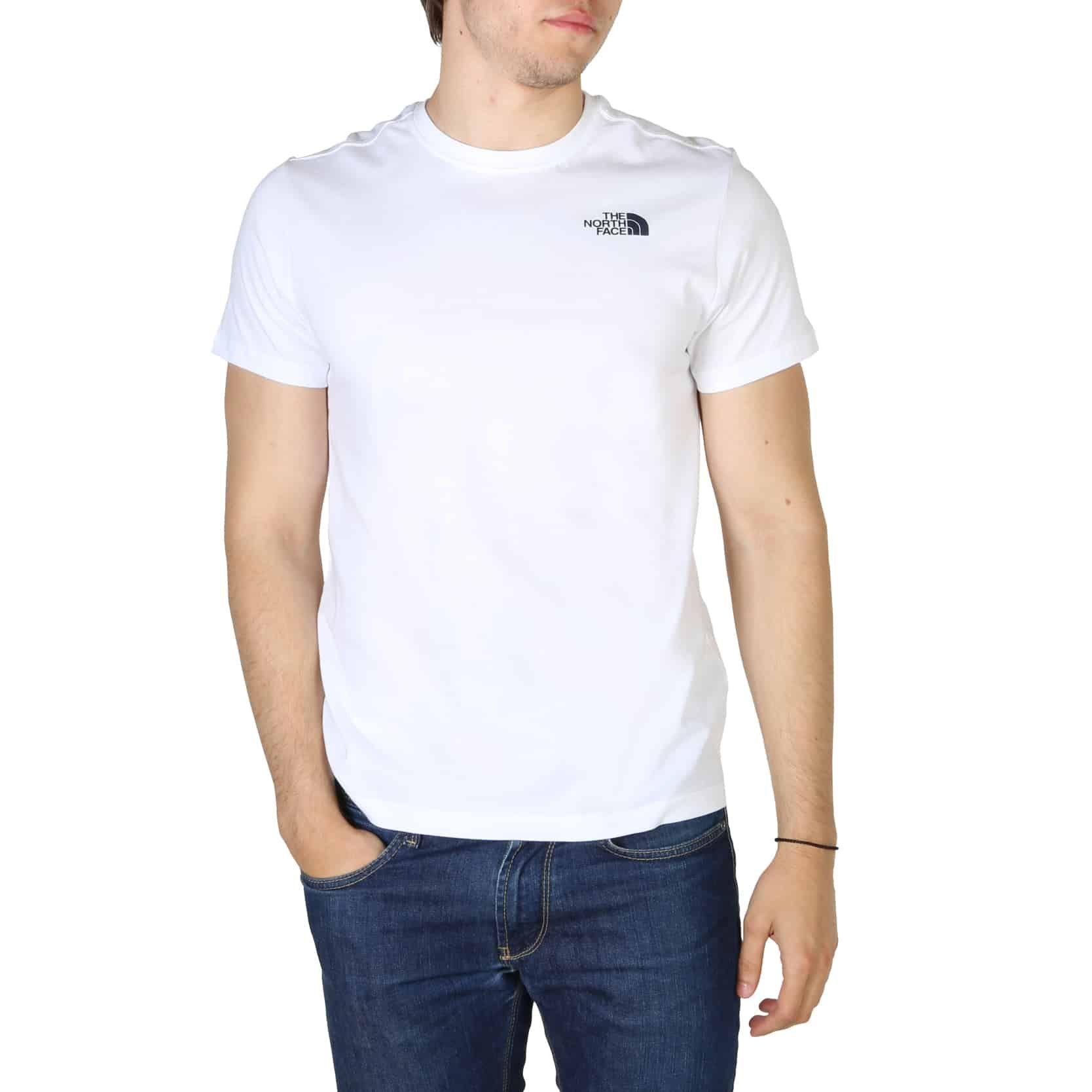 T-shirt męski THE NORTH FACE NF0A2ZXE