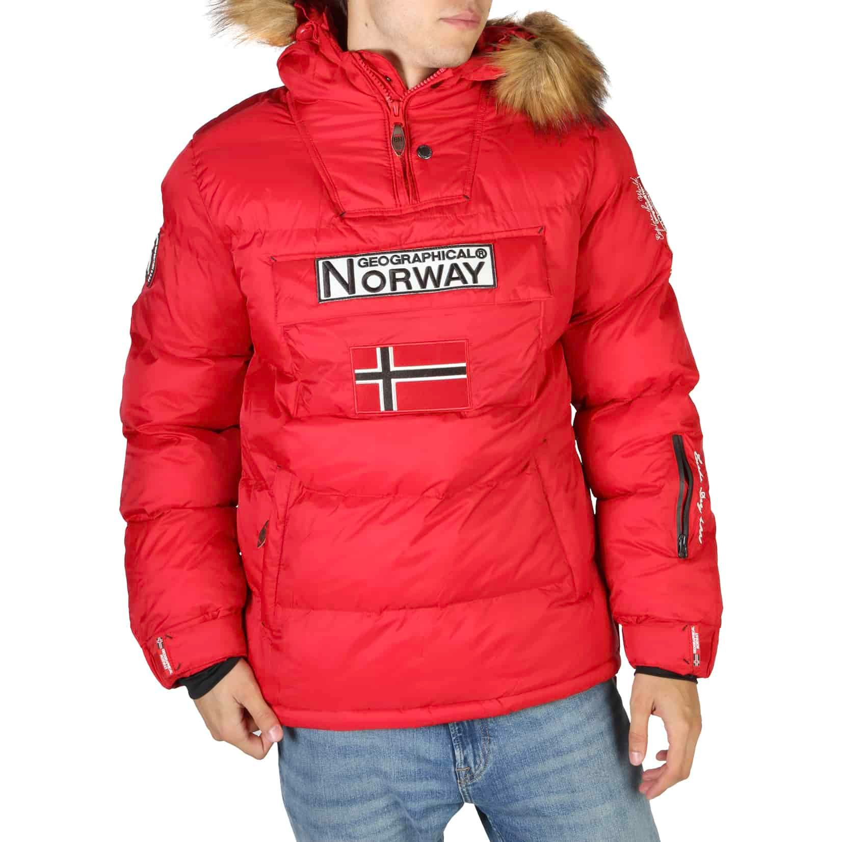 Geographical Norway – Bilboquet Man Red