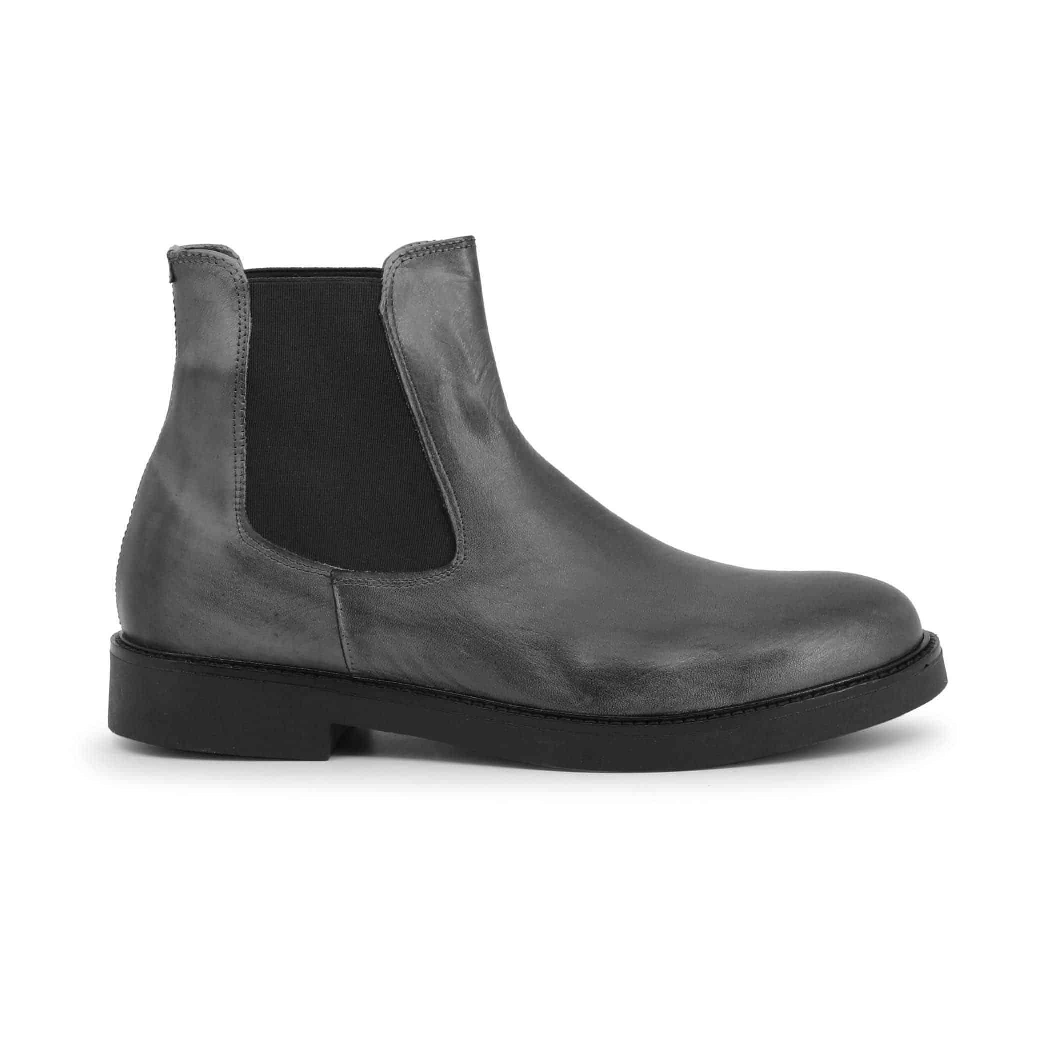 Schuhe Guido Bassi – 7081_CRUST – Grau