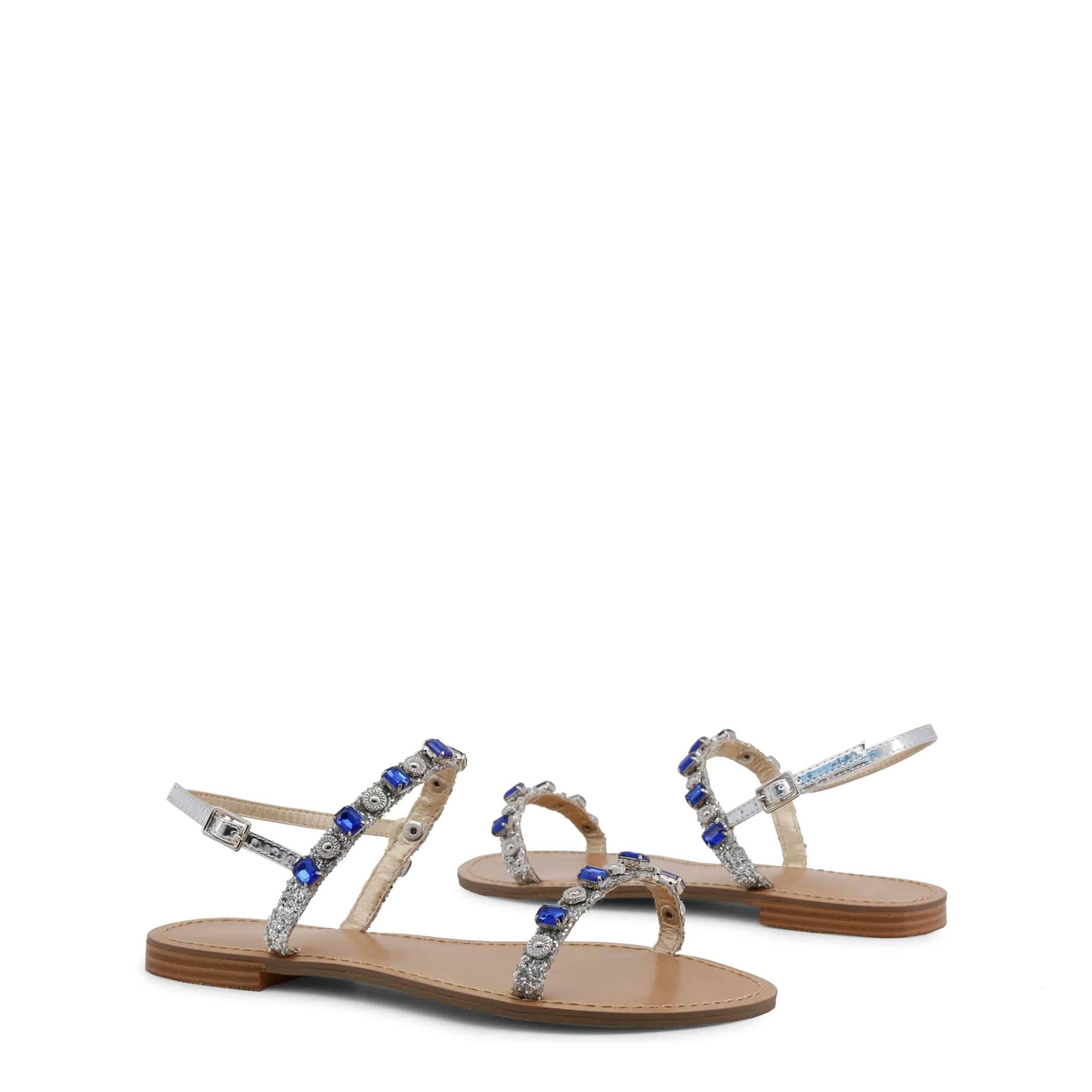 Sandalette Versace Jeans – VRBS52 – Grau
