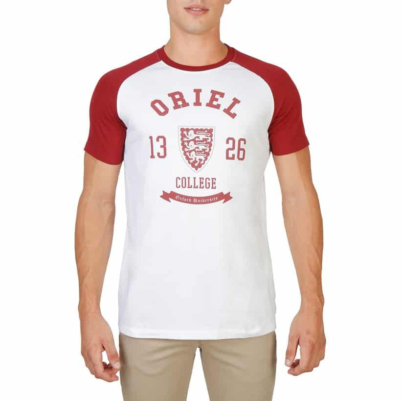 T-shirts Oxford University – RAGLAN-MM