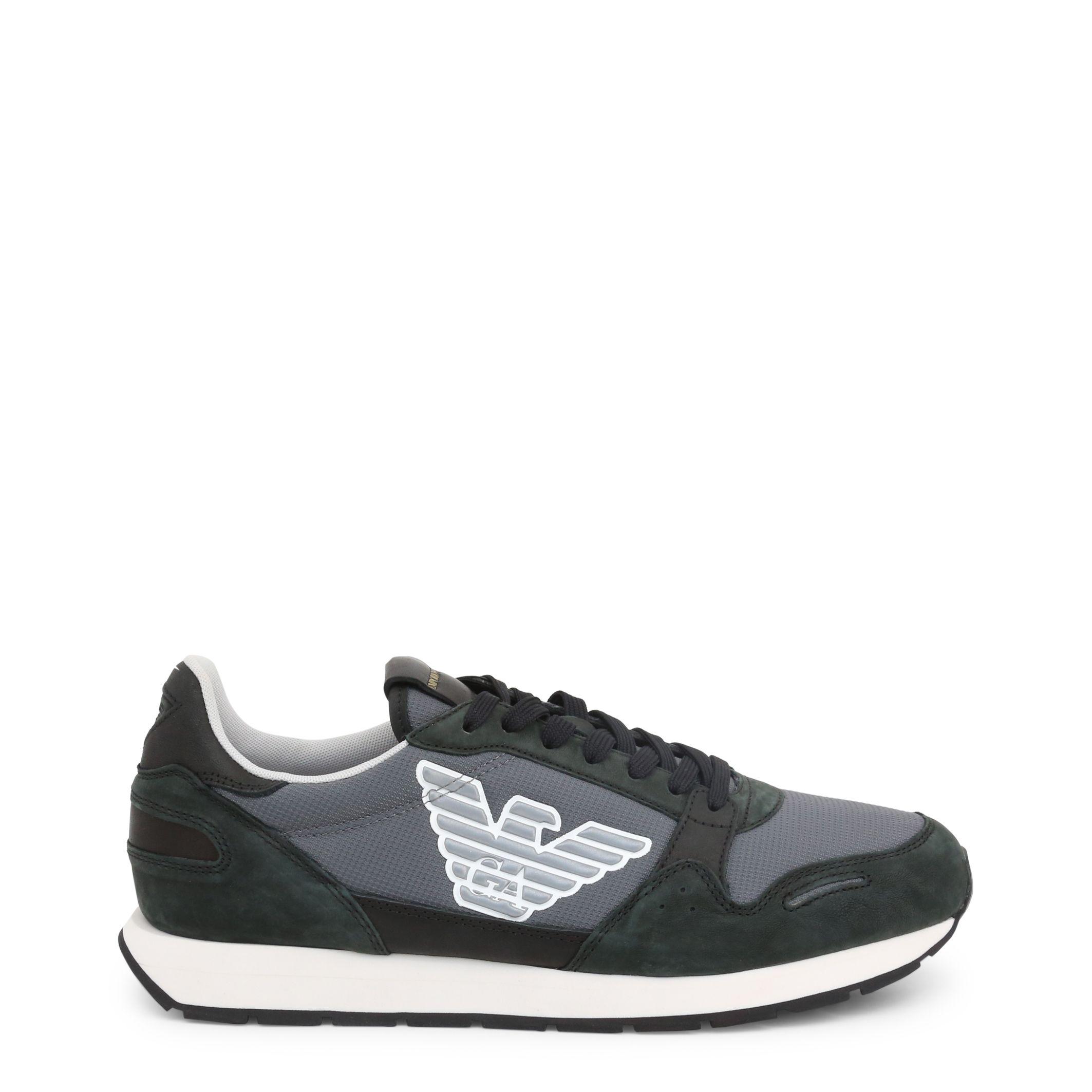 Schuhe Emporio Armani – X4X215-XL199 – Schwarz