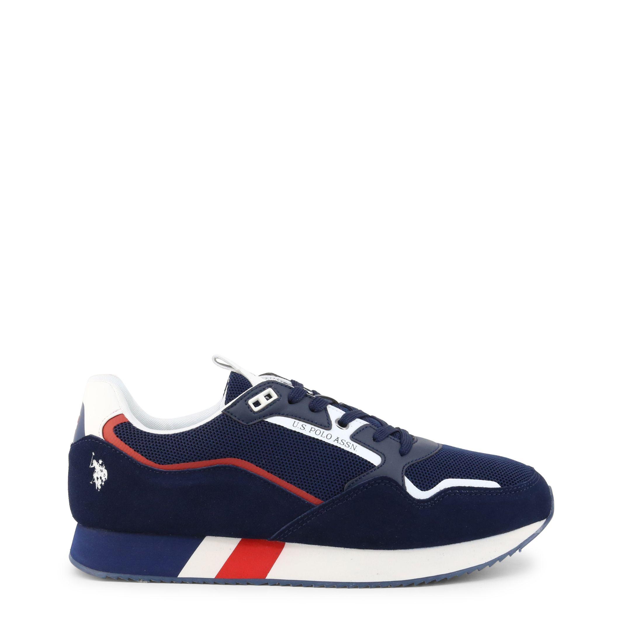 U.S. Polo Assn. – LEWIS4143S1_HM1 – Blauw Designeritems.nl