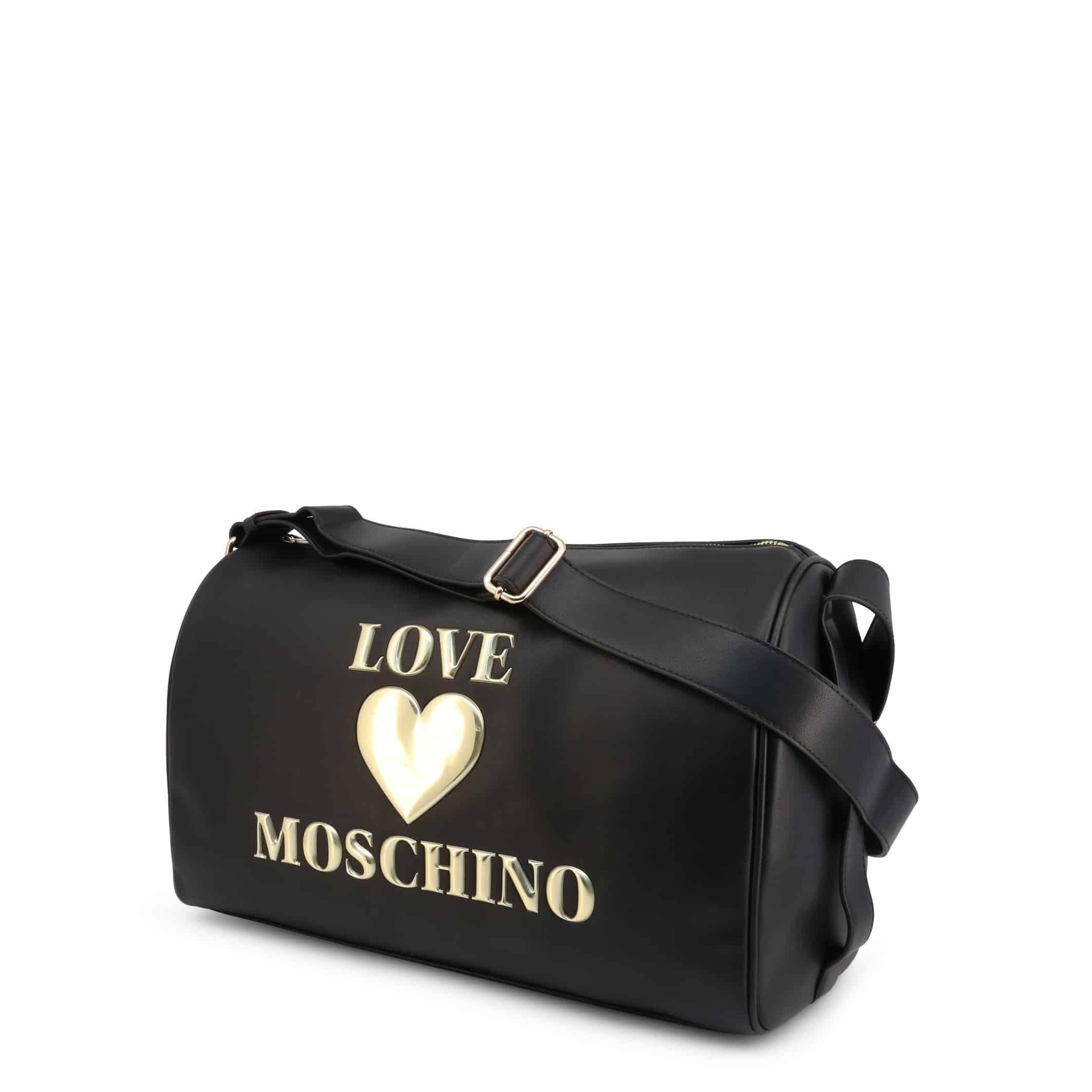 8Fa8A070 8D82 11Eb B70B 754727E0617F Love Moschino - Jc4039Pp1Ble - Black
