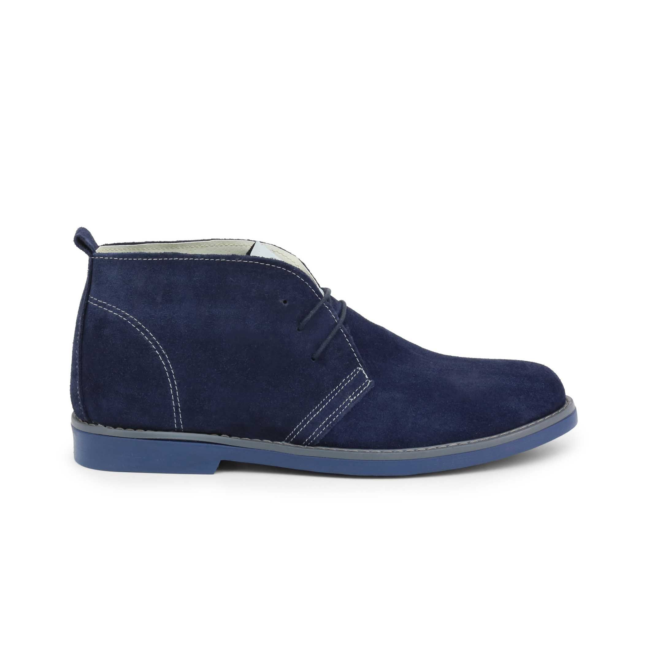 Chaussures à lacets Off-box – 221_CAMOSCIO