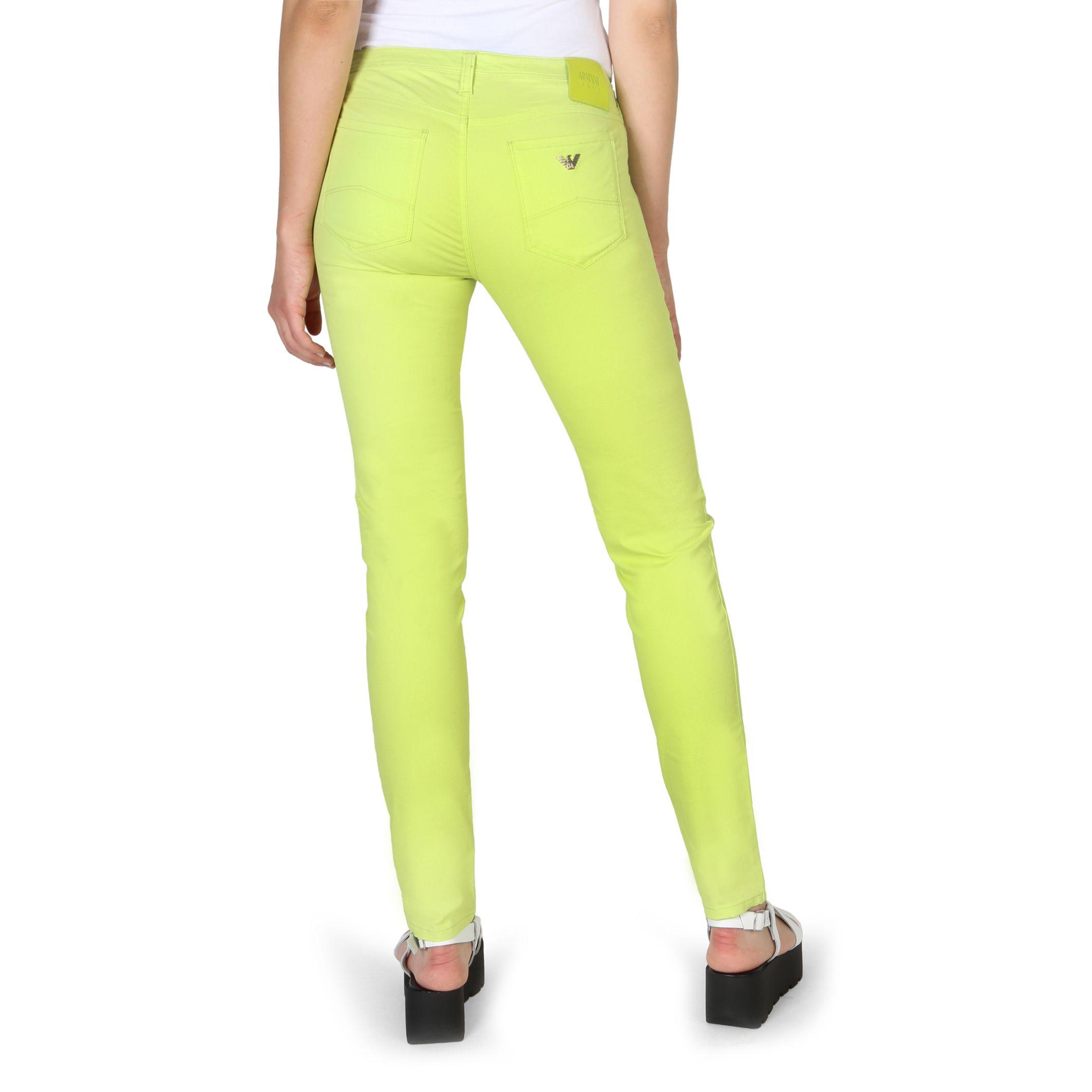 96Ac5130 A702 11Ea Aaa4 4Fcd1Fe36E6D Armani Jeans - 3Y5J28_5Nzxz - Green