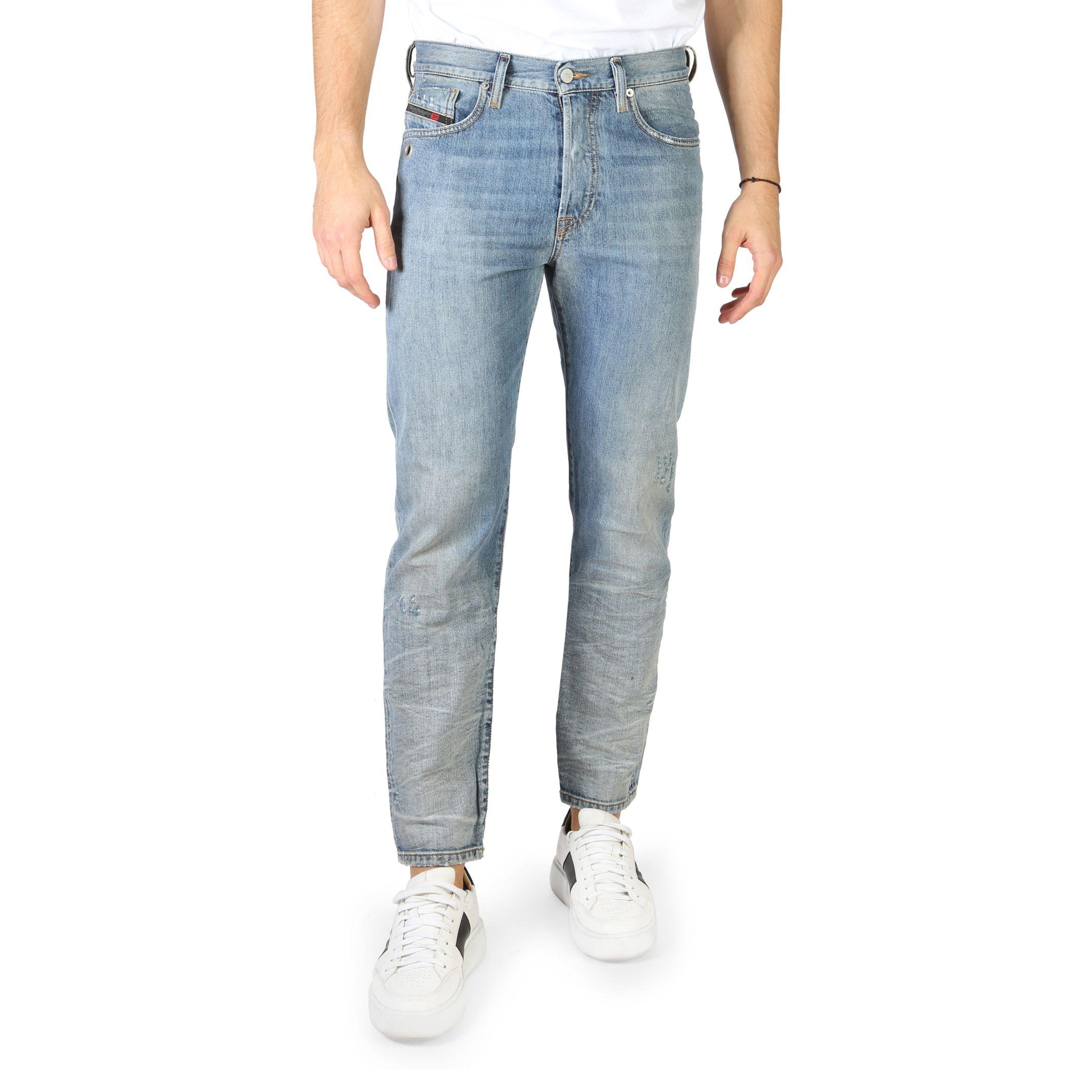 Diesel – MHARKY L32 Ljusblå Jeans