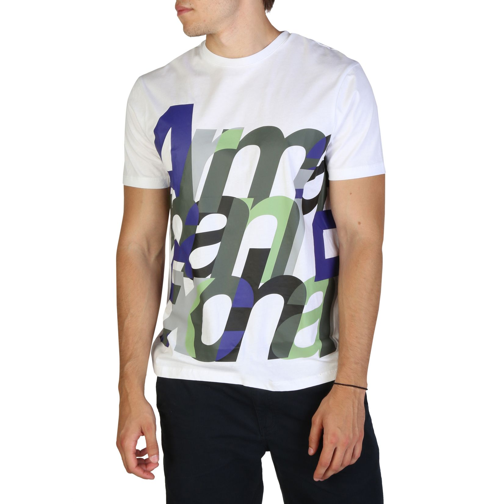 T-shirts Armani Exchange – 3ZZTBFZJH4Z