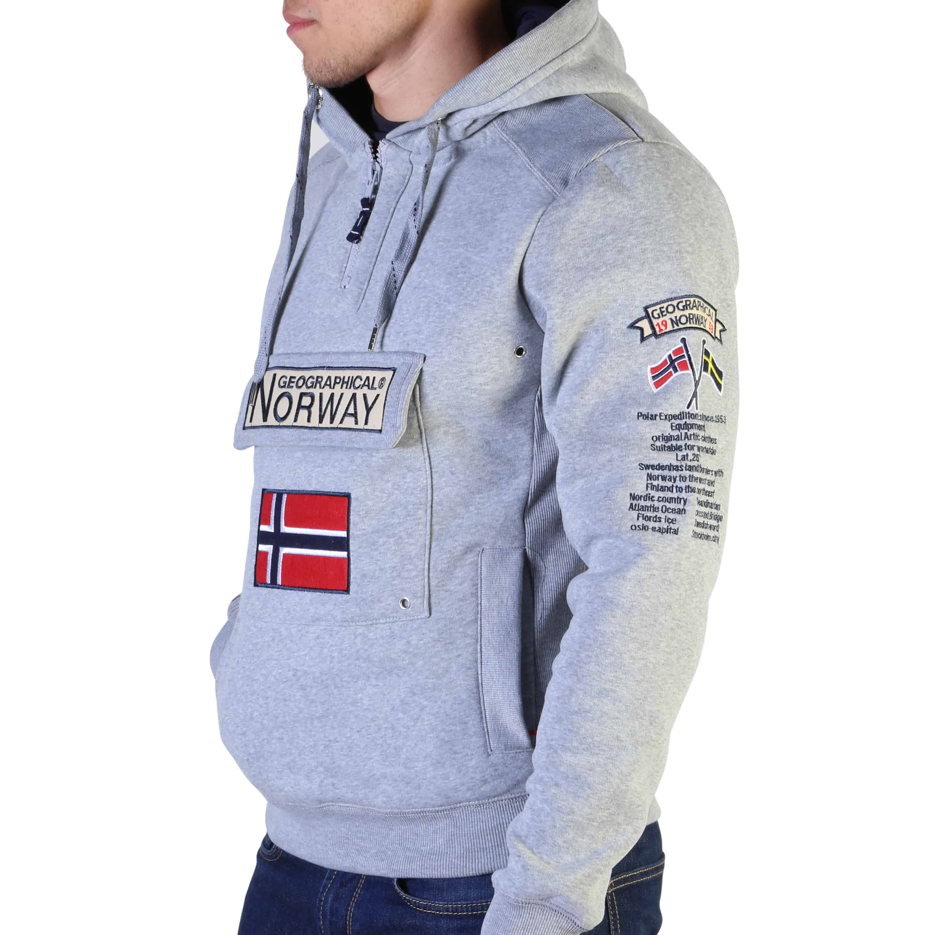 Sweat-shirts Geographical Norway – Gymclass007_man