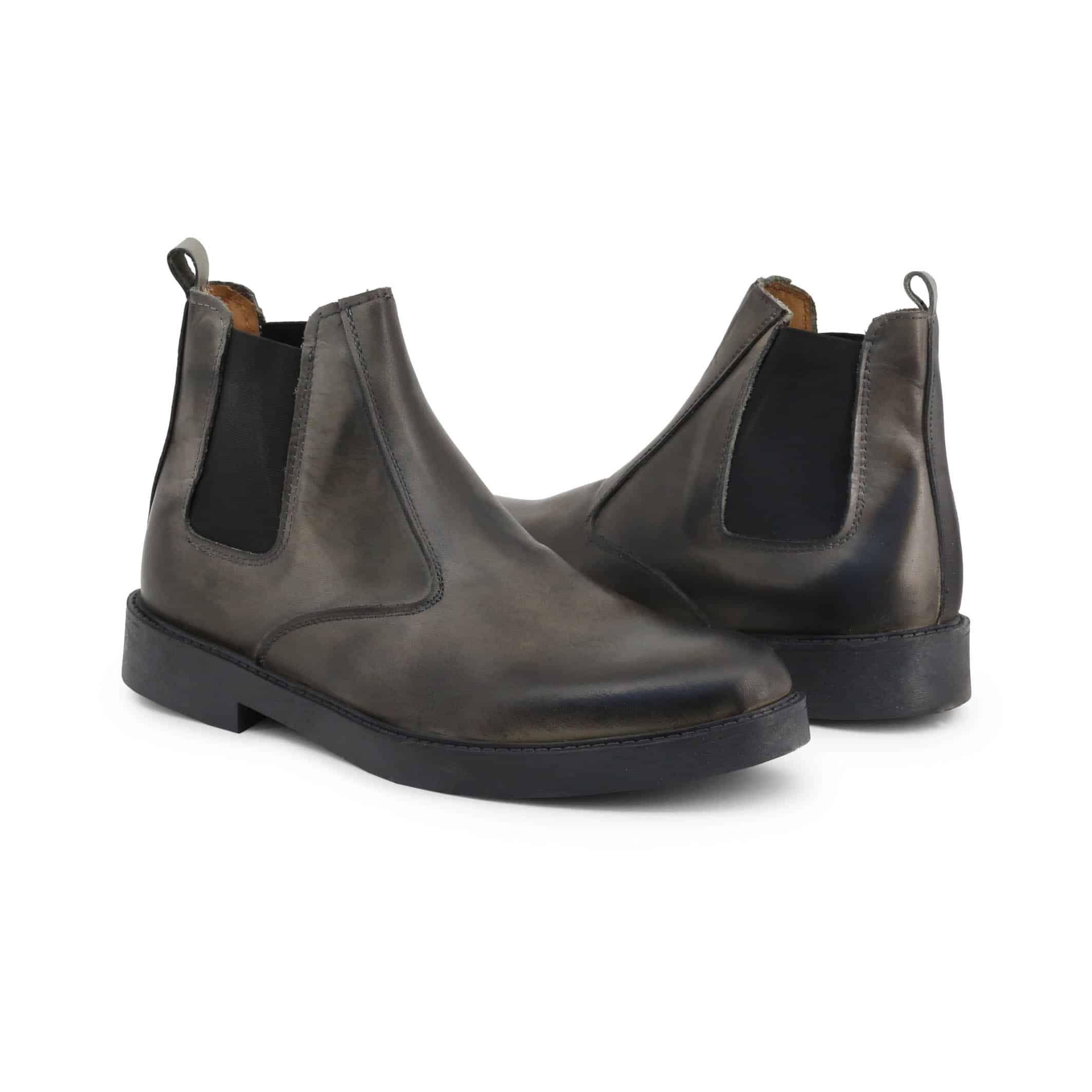 Schuhe SB 3012 – 100_PELLE – Grau