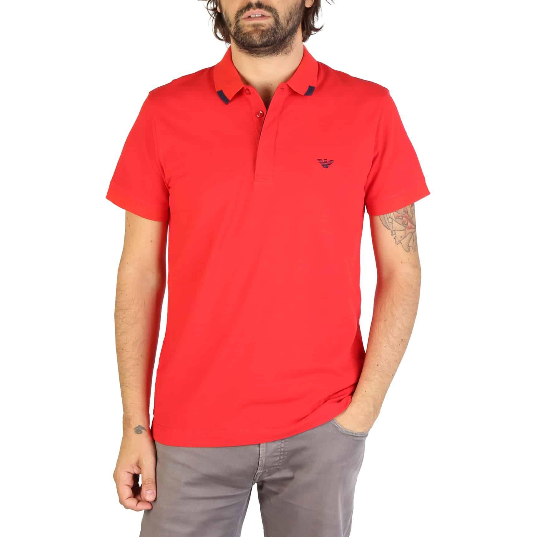 Emporio Armani – 9P461 – Rosso