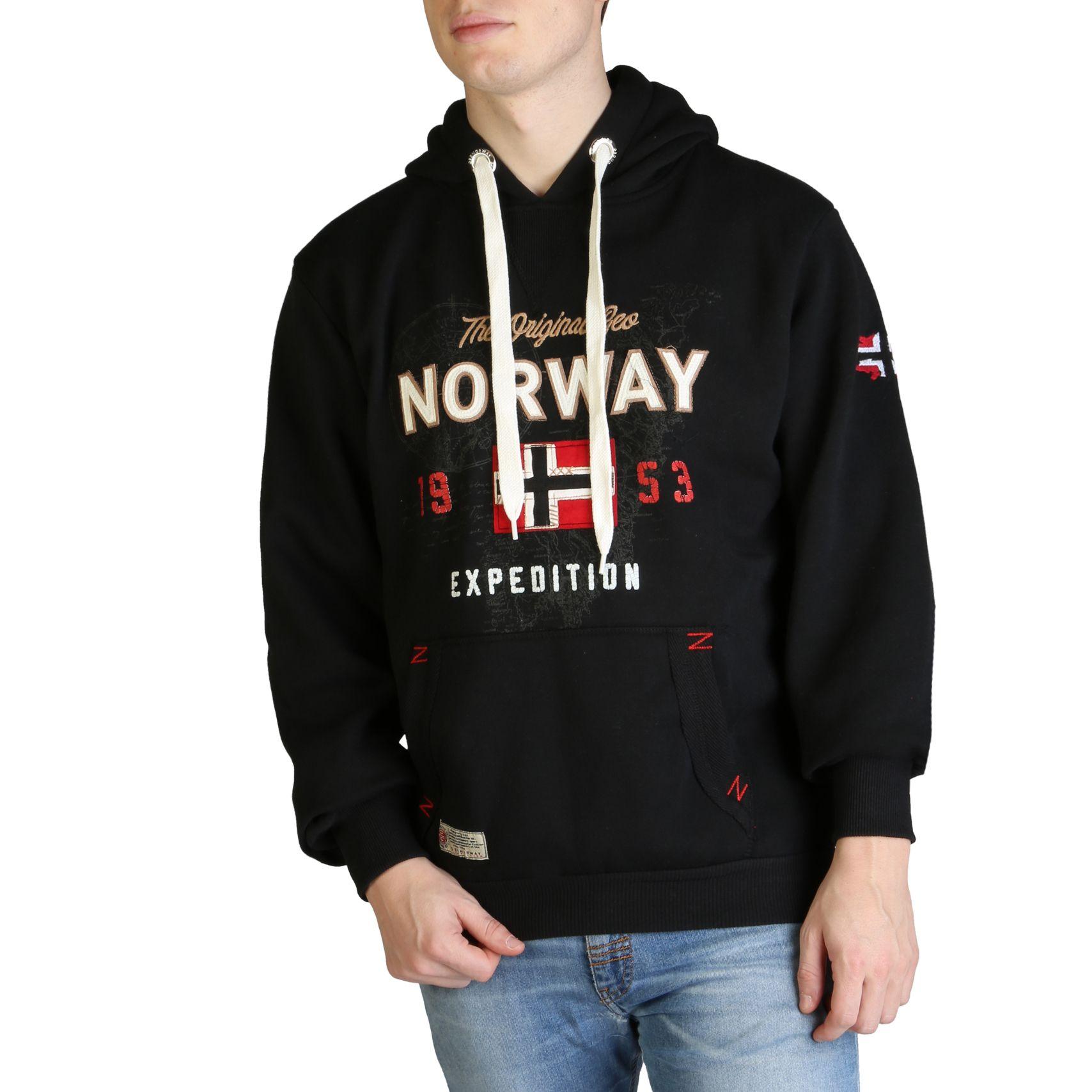 Geographical Norway – Guitre100_man – Zwart Designeritems.nl