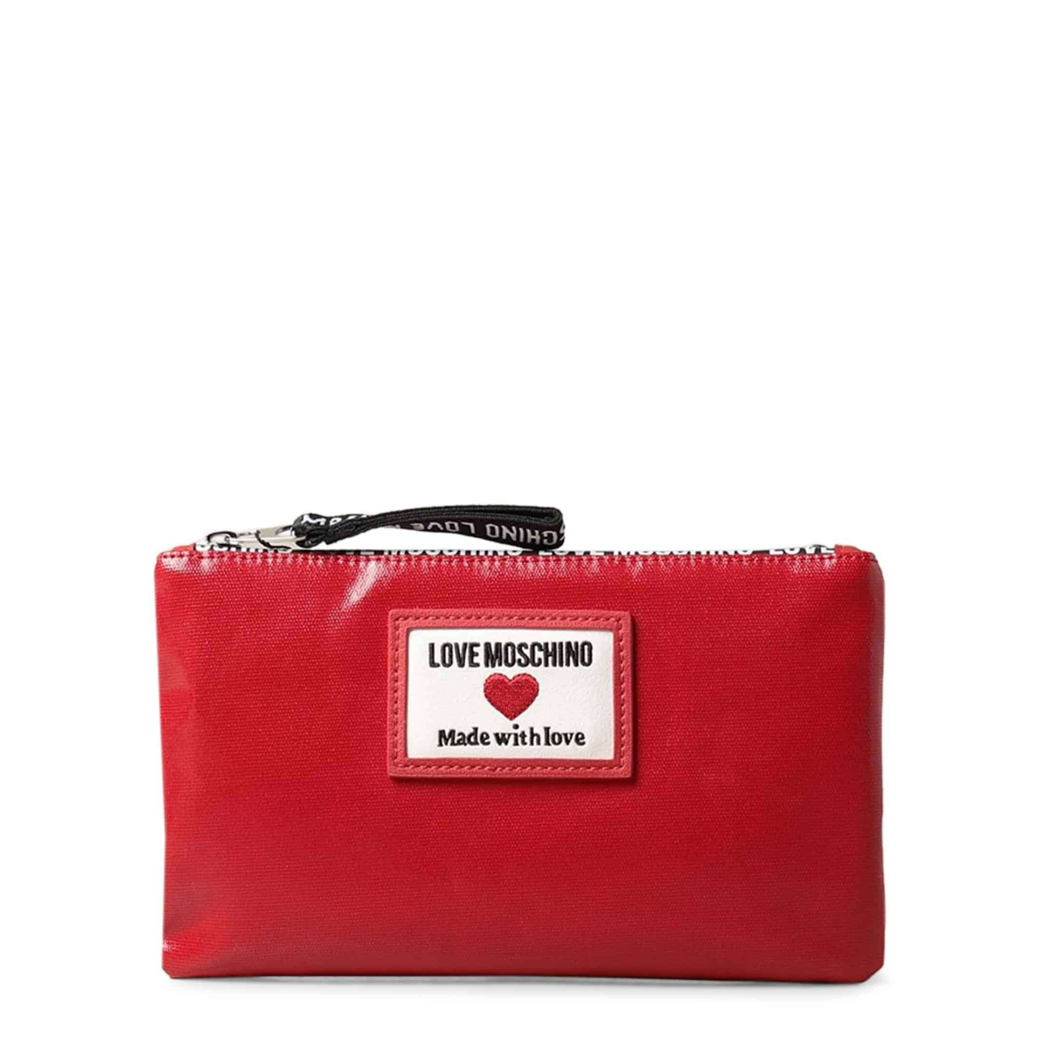 Love Moschino – JC4037PP1CLC1 – Rood Designeritems.nl