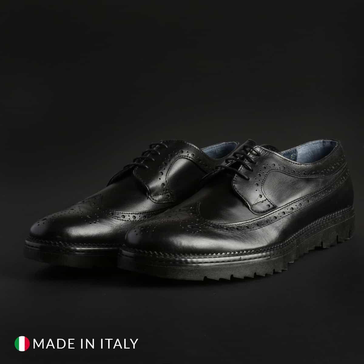 Italian Eagle – 300_VITELLO – Nero