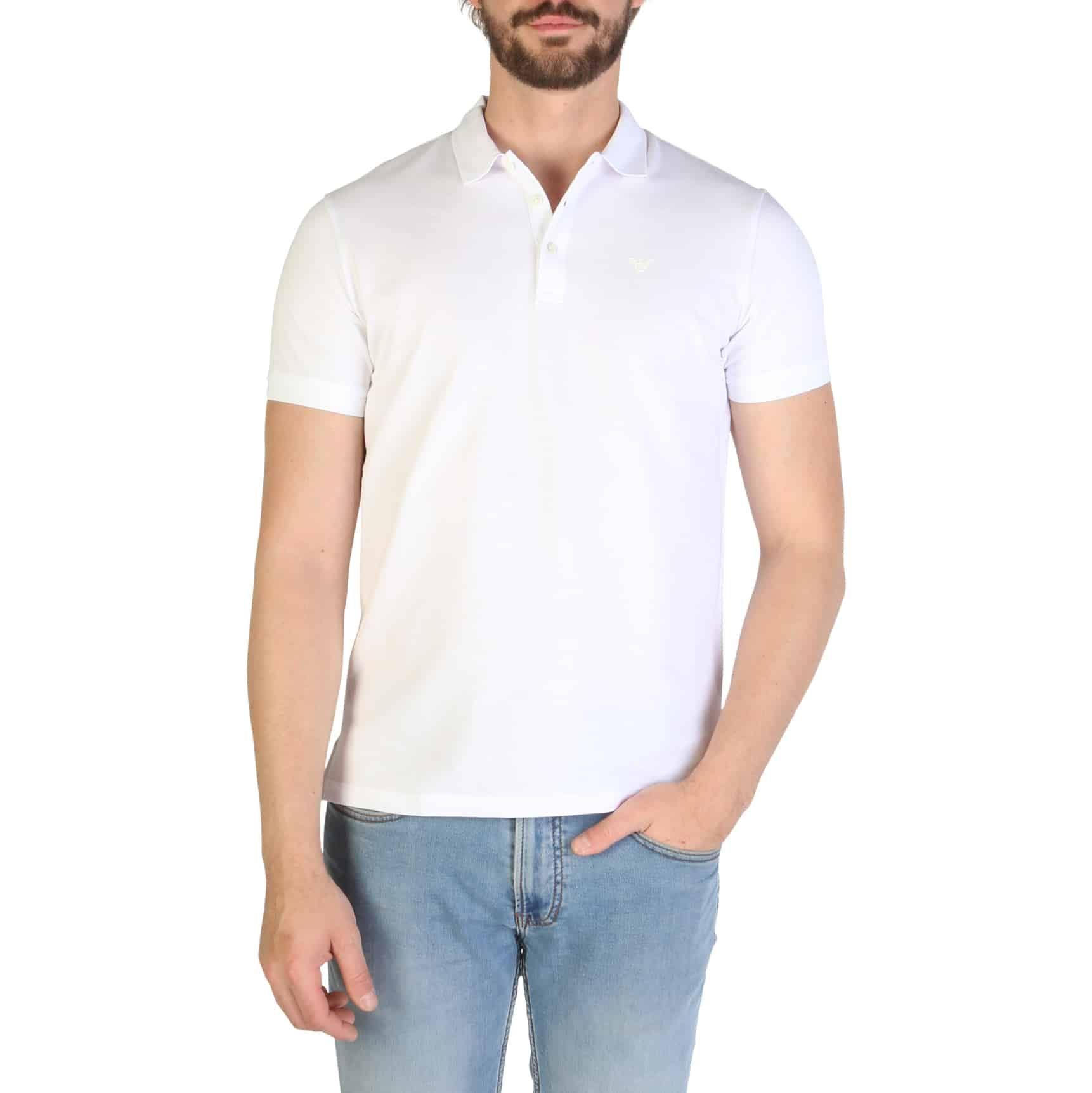 Koszulka polo męska EMPORIO ARMANI 8N1F12