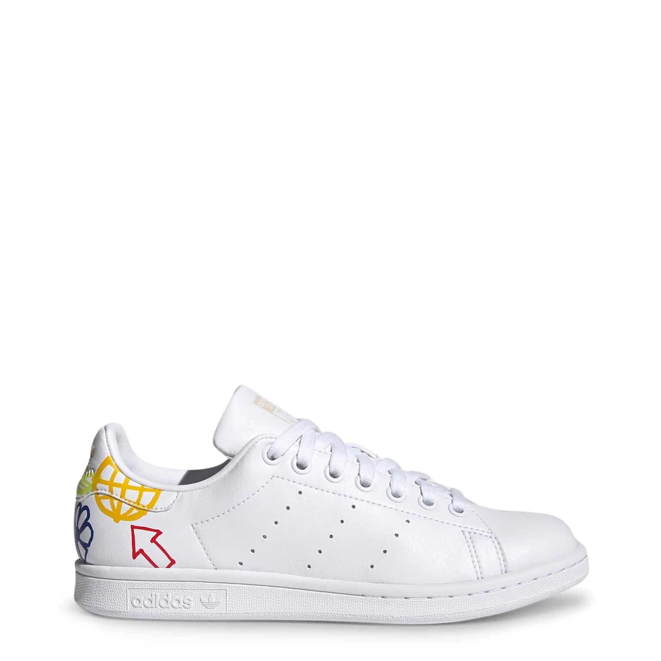 Adidas – StanSmith – Wit Designeritems.nl
