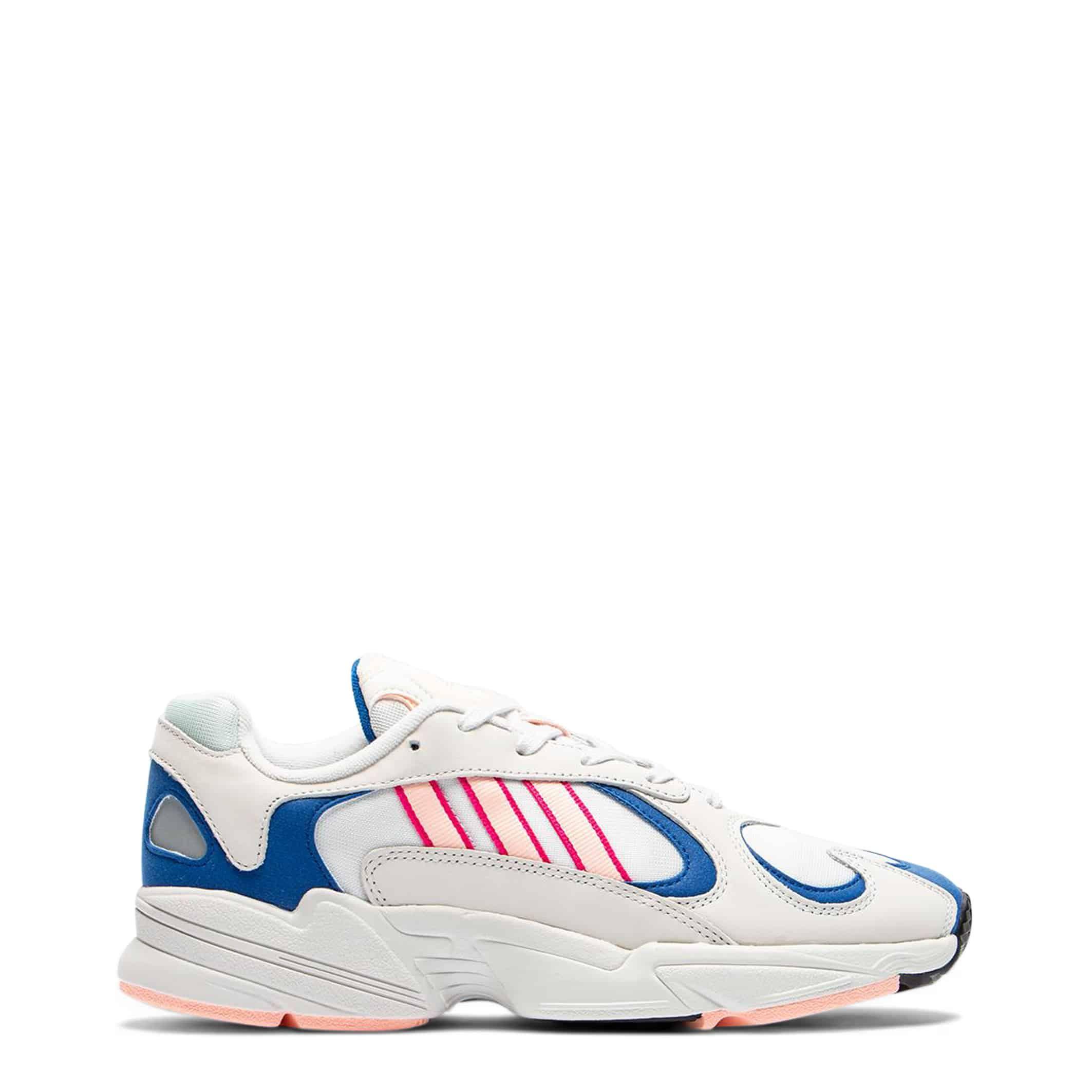 Schuhe Adidas – YUNG-1 – Weiß