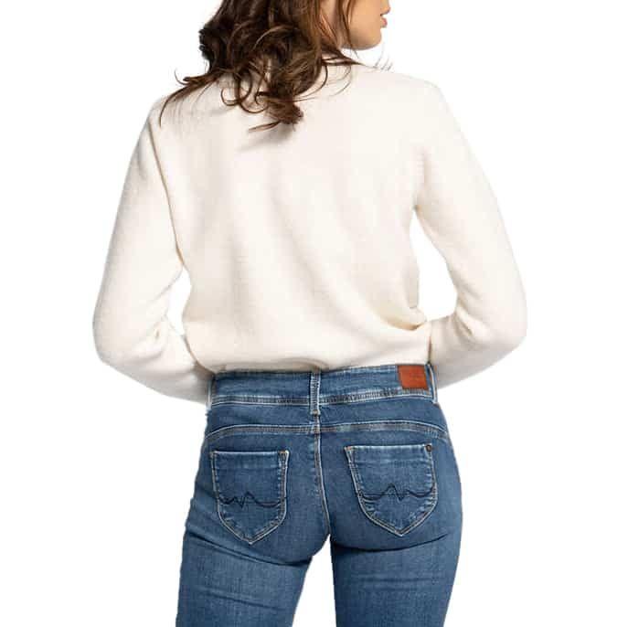 Pepe Jeans – SOL RO_PL701697 – Blanco
