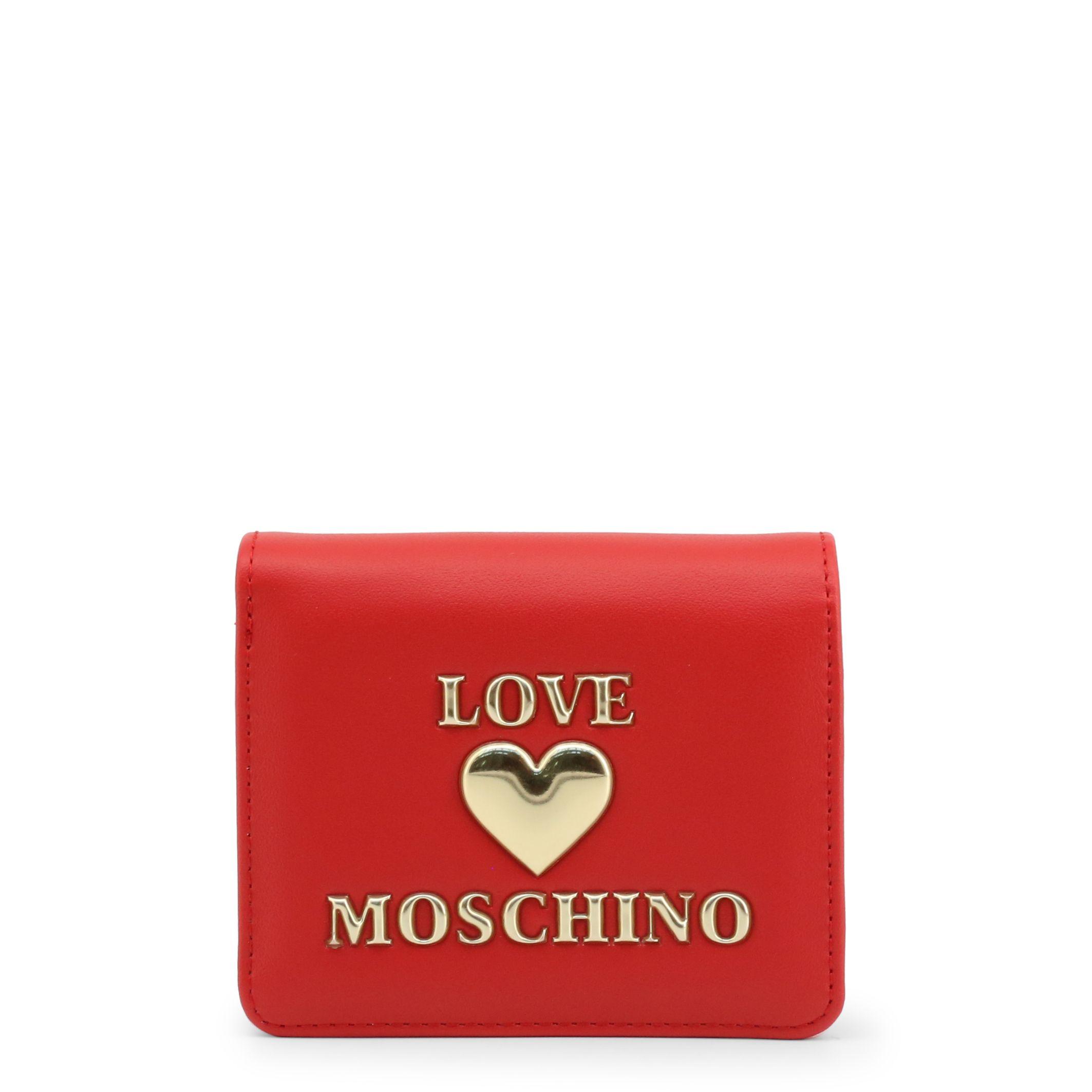 Love Moschino – JC5625PP1CLF0 – Rood Designeritems.nl