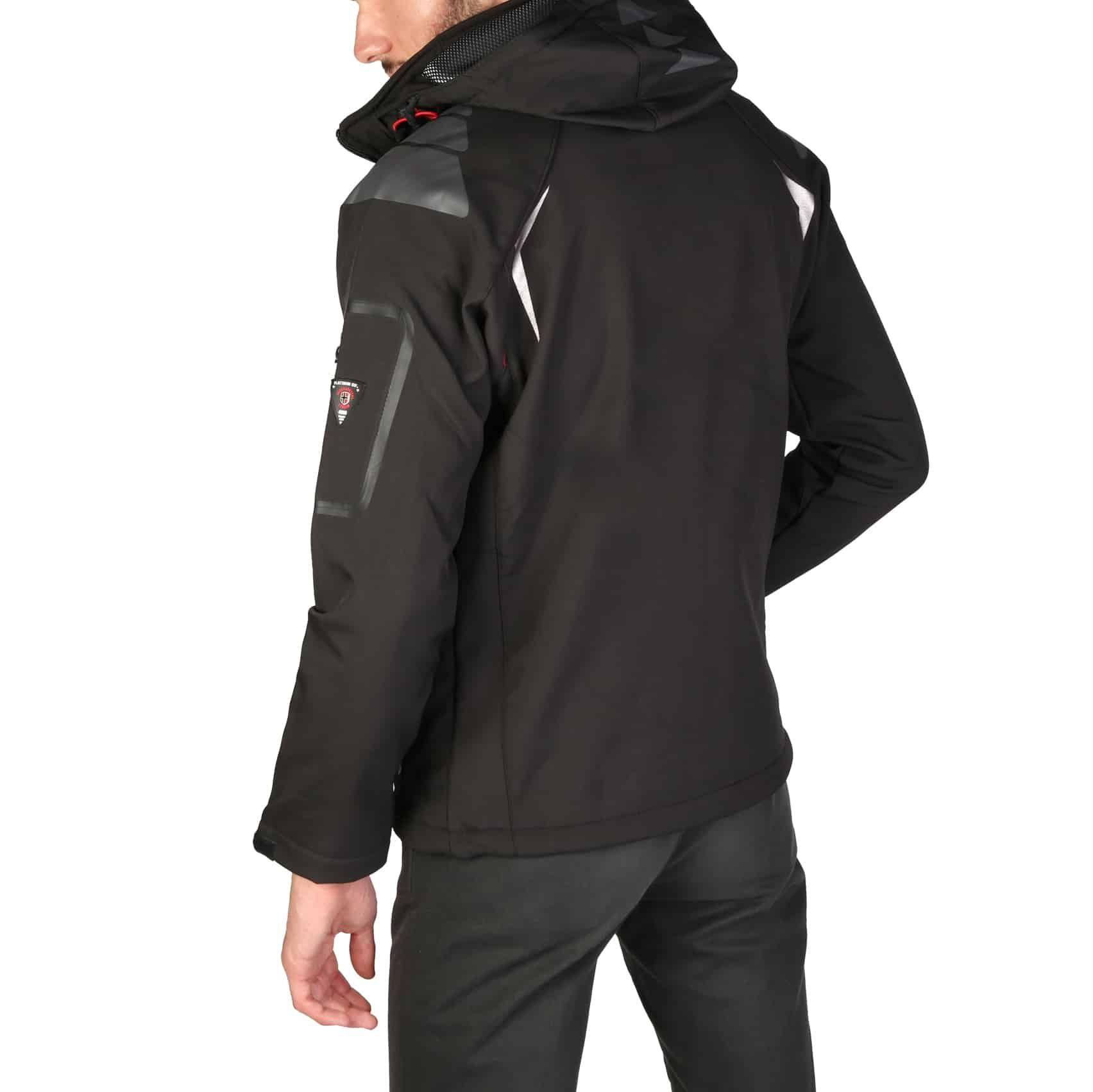 Vestes Geographical Norway – Techno_man