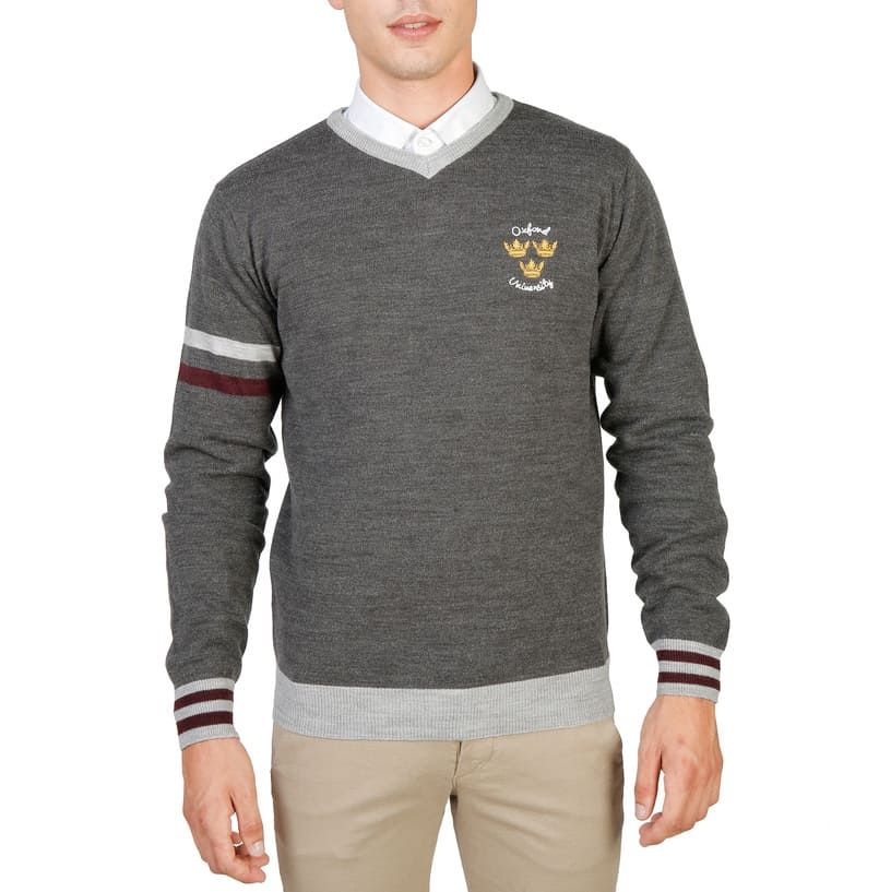 Pulls Oxford University – OXFORD_TRICOT-VNECK