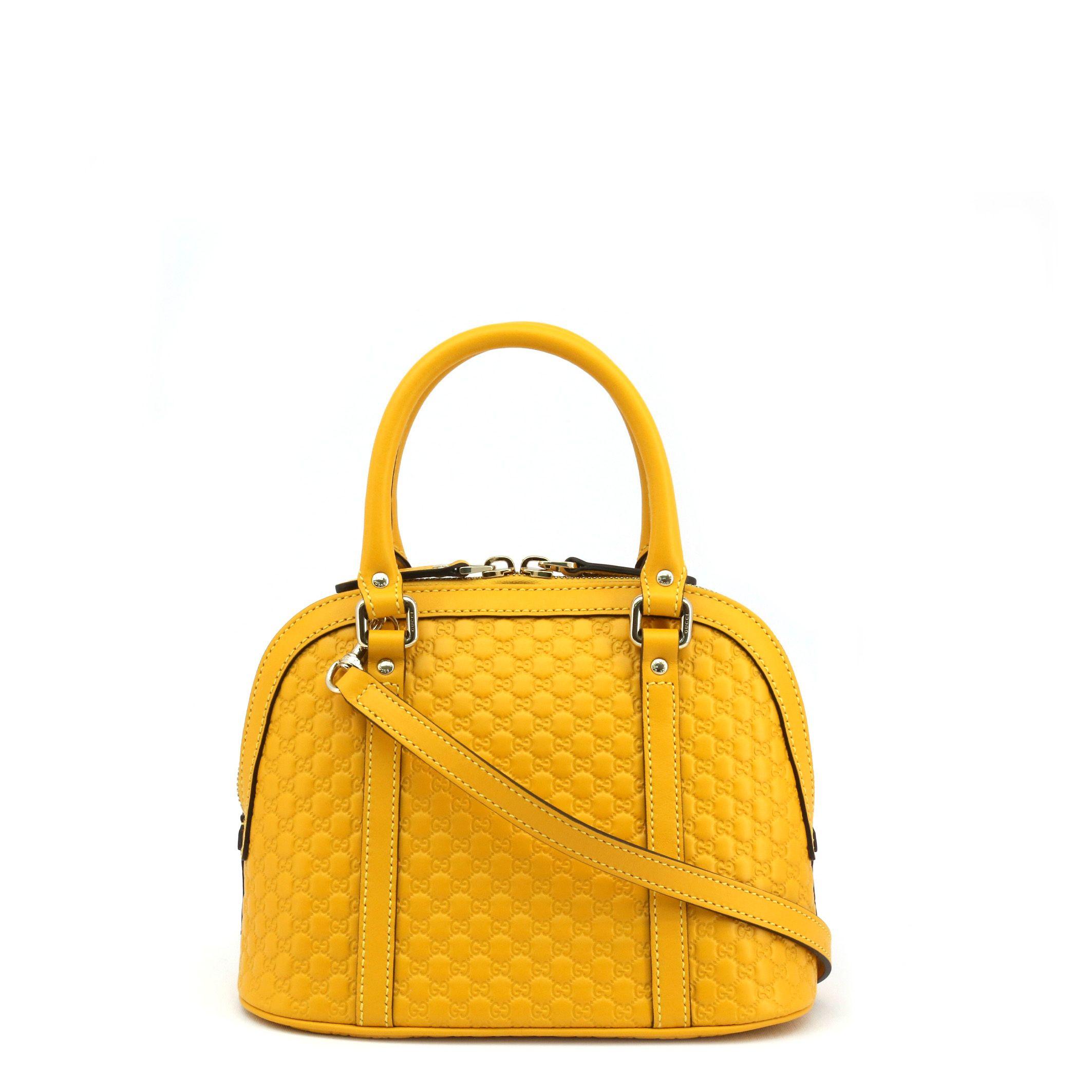 Gucci – 449654_BMJ1G – Geel Designeritems.nl