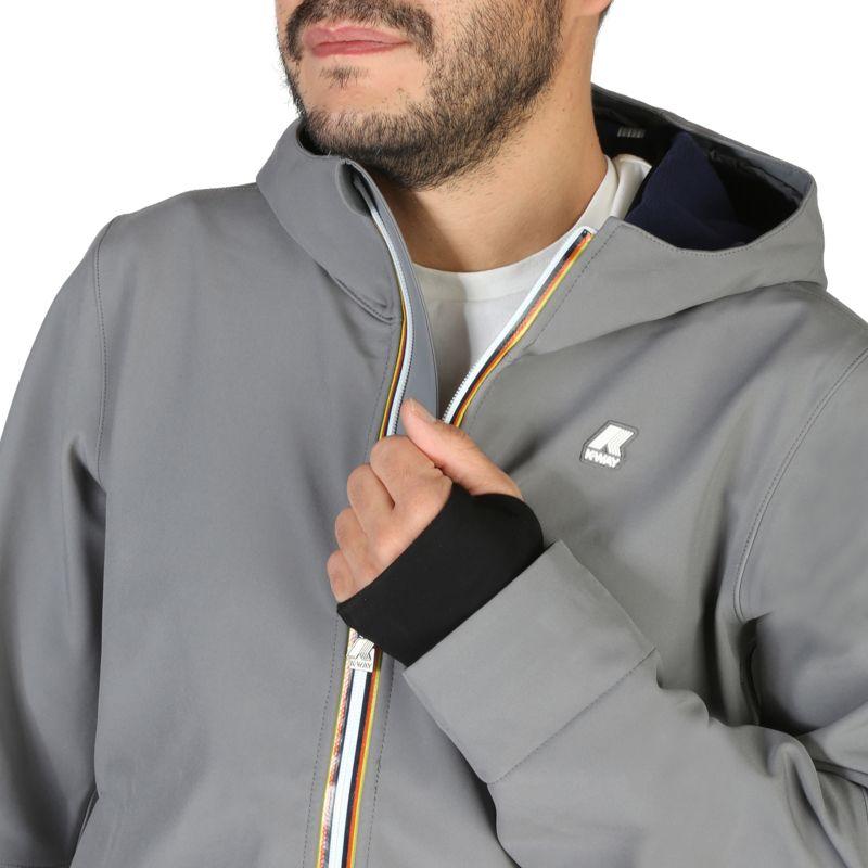 K-Way - JACK-BONDED-K008J00   You Fashion Outlet