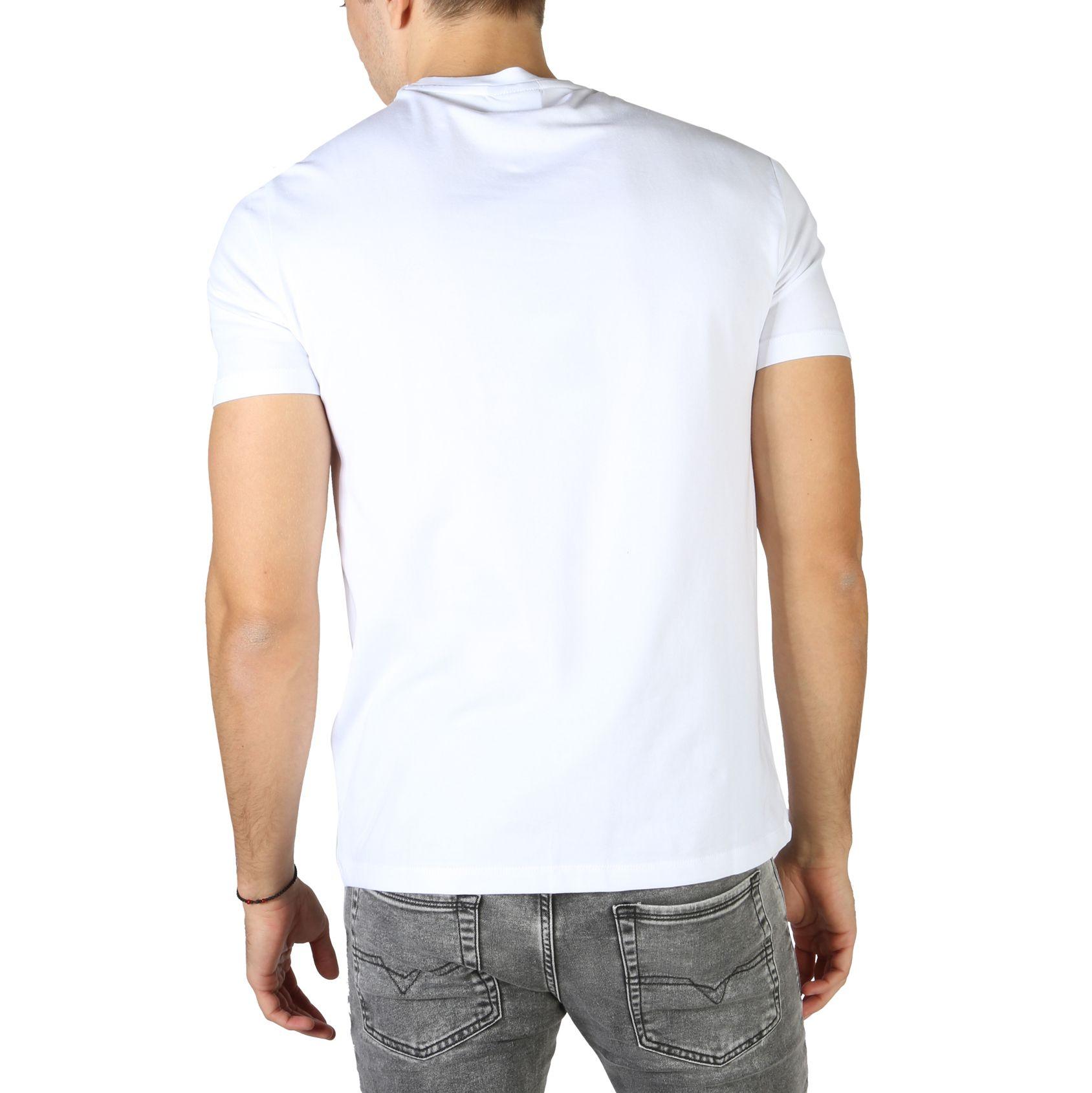 Emporio Armani Logo T-shirt Herr