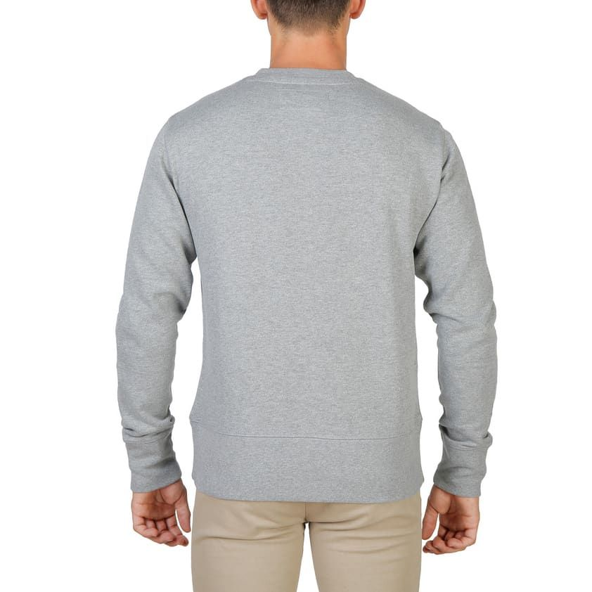 Bekleidung Oxford University – FLEECE-CREWNECK – Grau