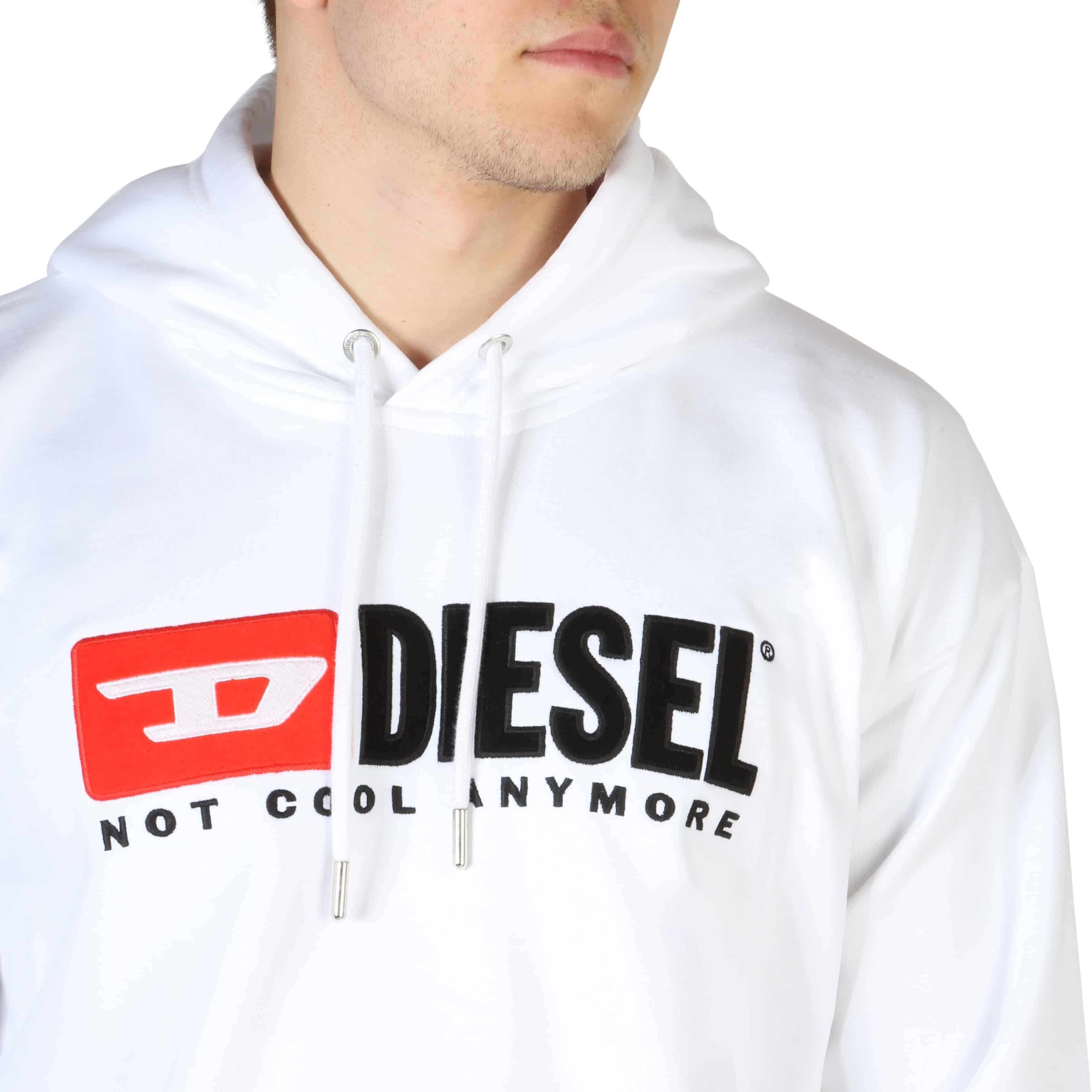 Sweat-shirts Diesel – HC-S-DIVISION_00SVDL