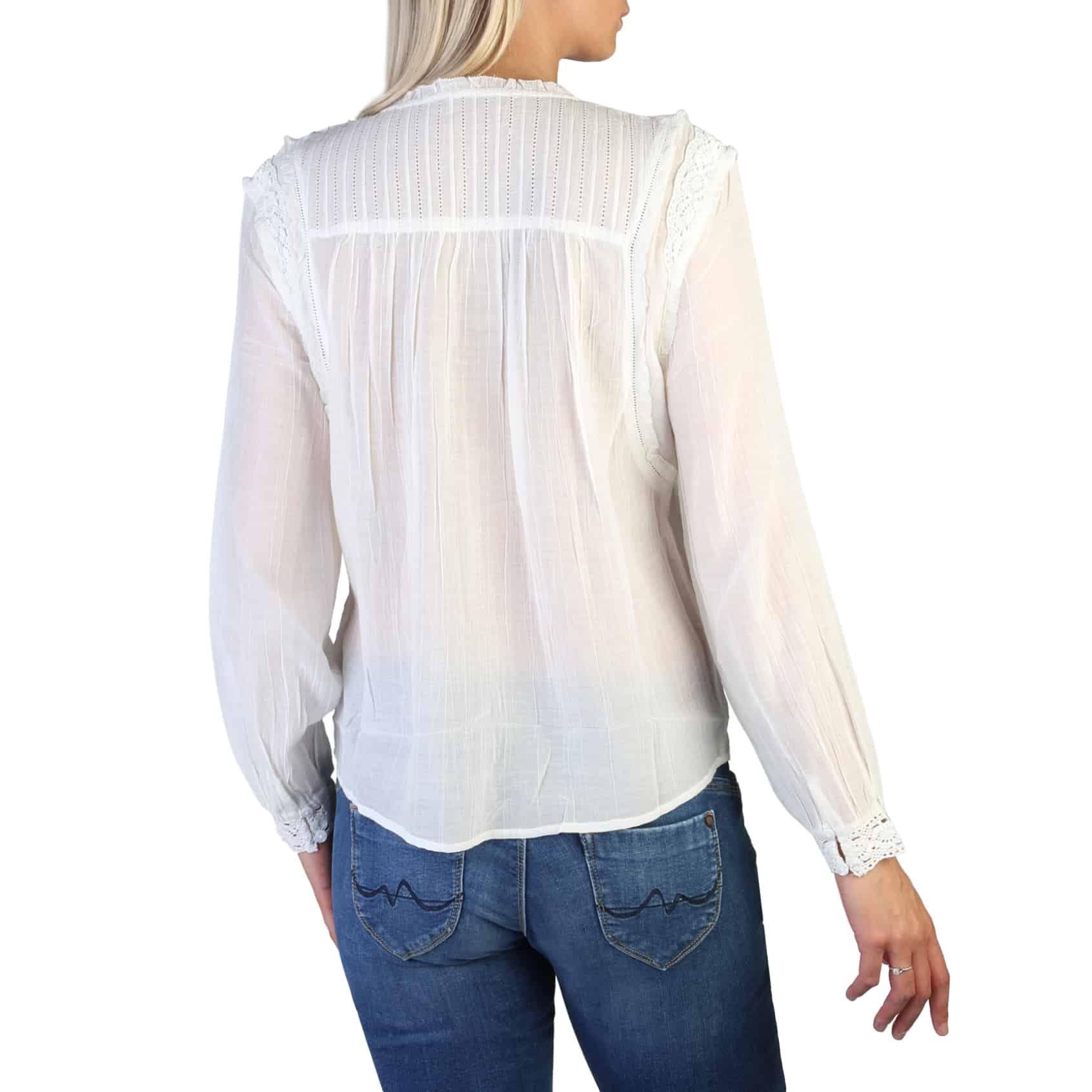 Pepe Jeans – ALBERTINA_PL303938 – Blanco
