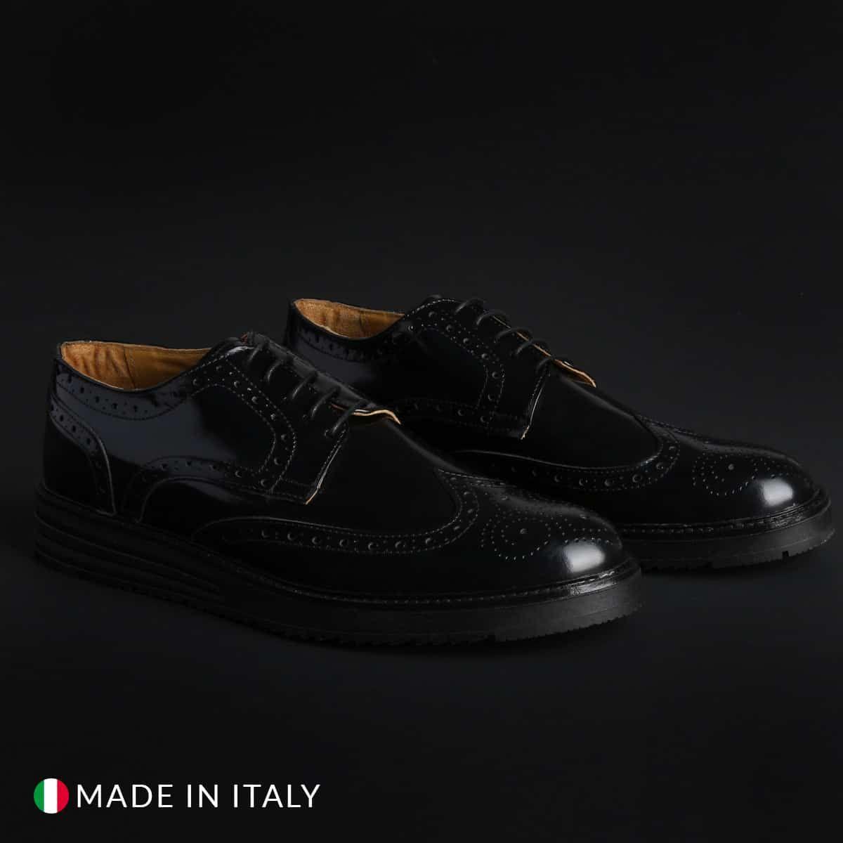 Chaussures à lacets SB 3012 – 208_BONUCCI-ABRAS