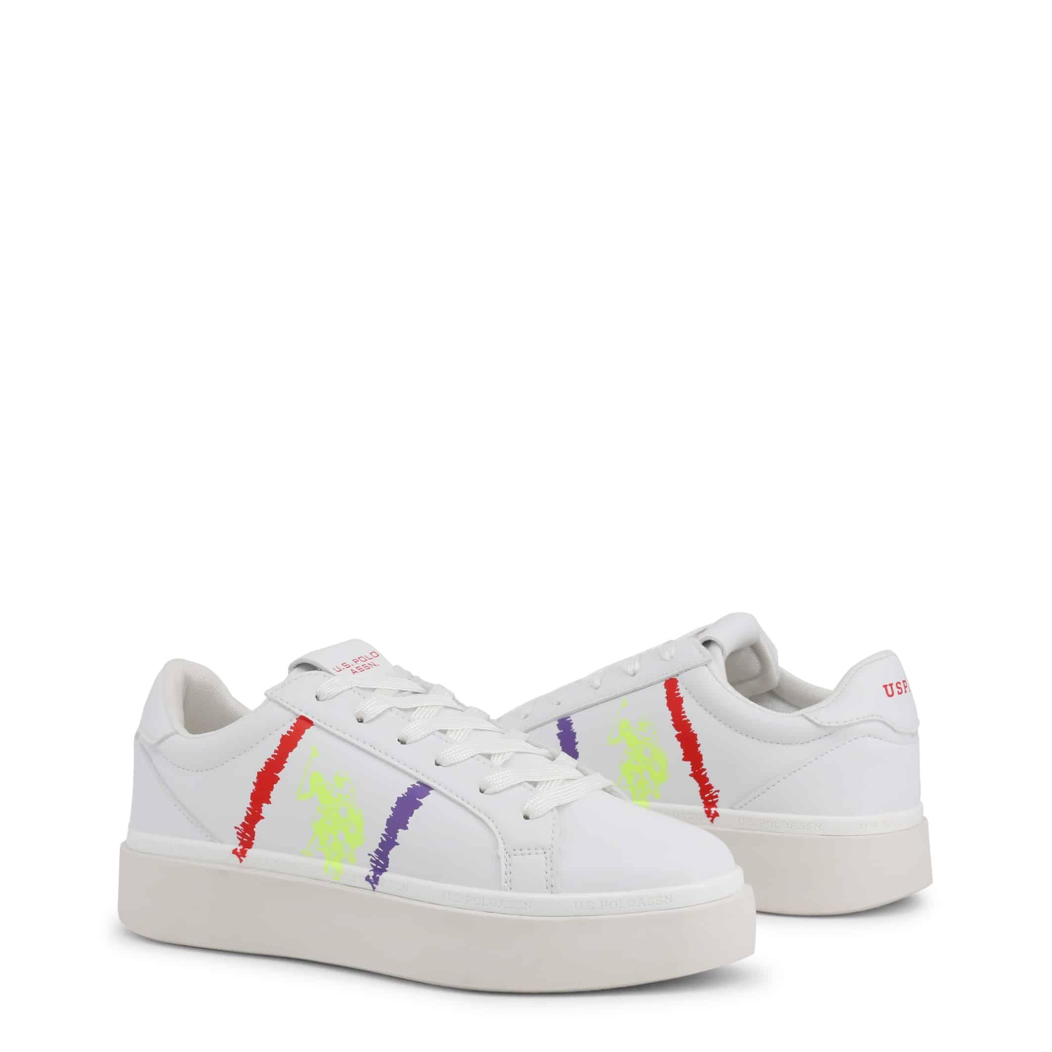 Schuhe U.S. Polo Assn. – LUCY4179S0_Y1 – Weiß