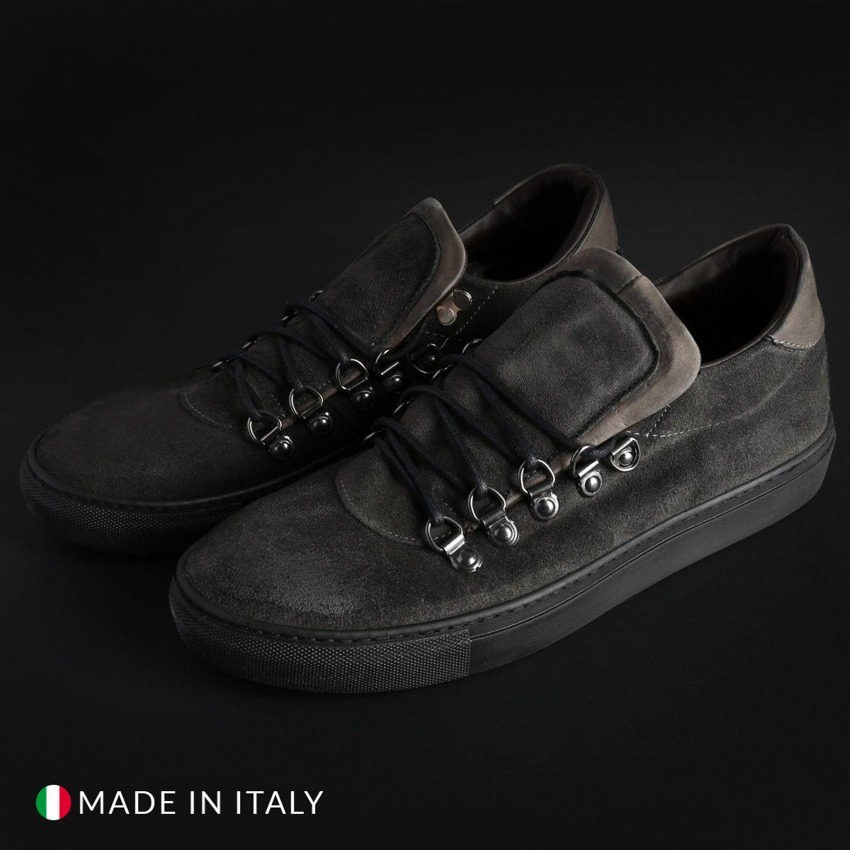 Chaussures Madrid – U13001D_VELOUR