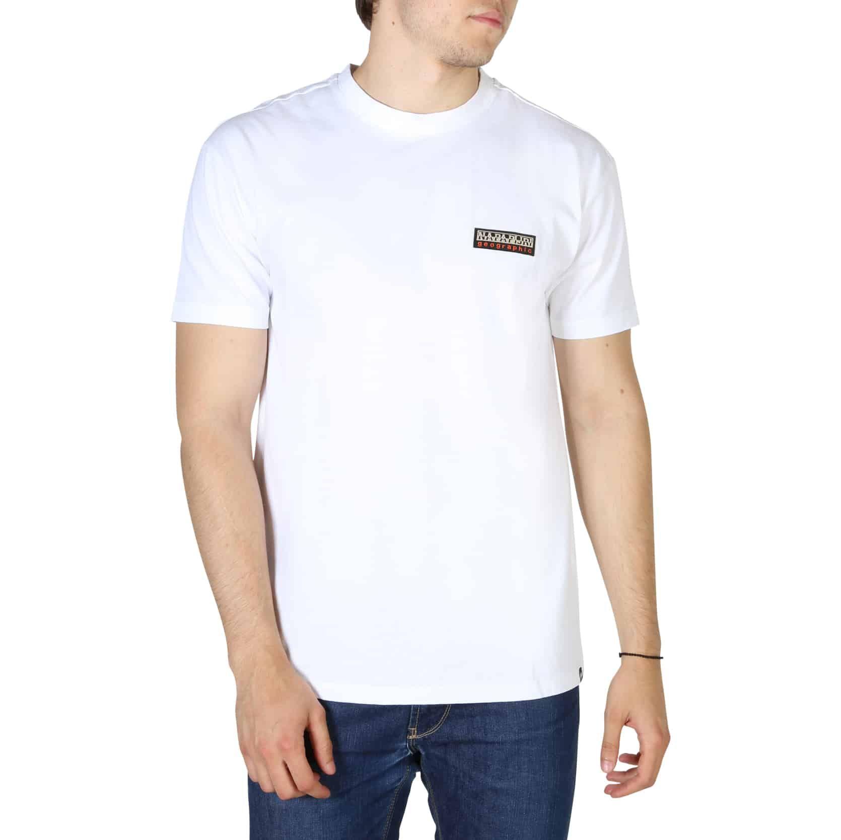 T-shirt męski NAPAPIJRI SASE