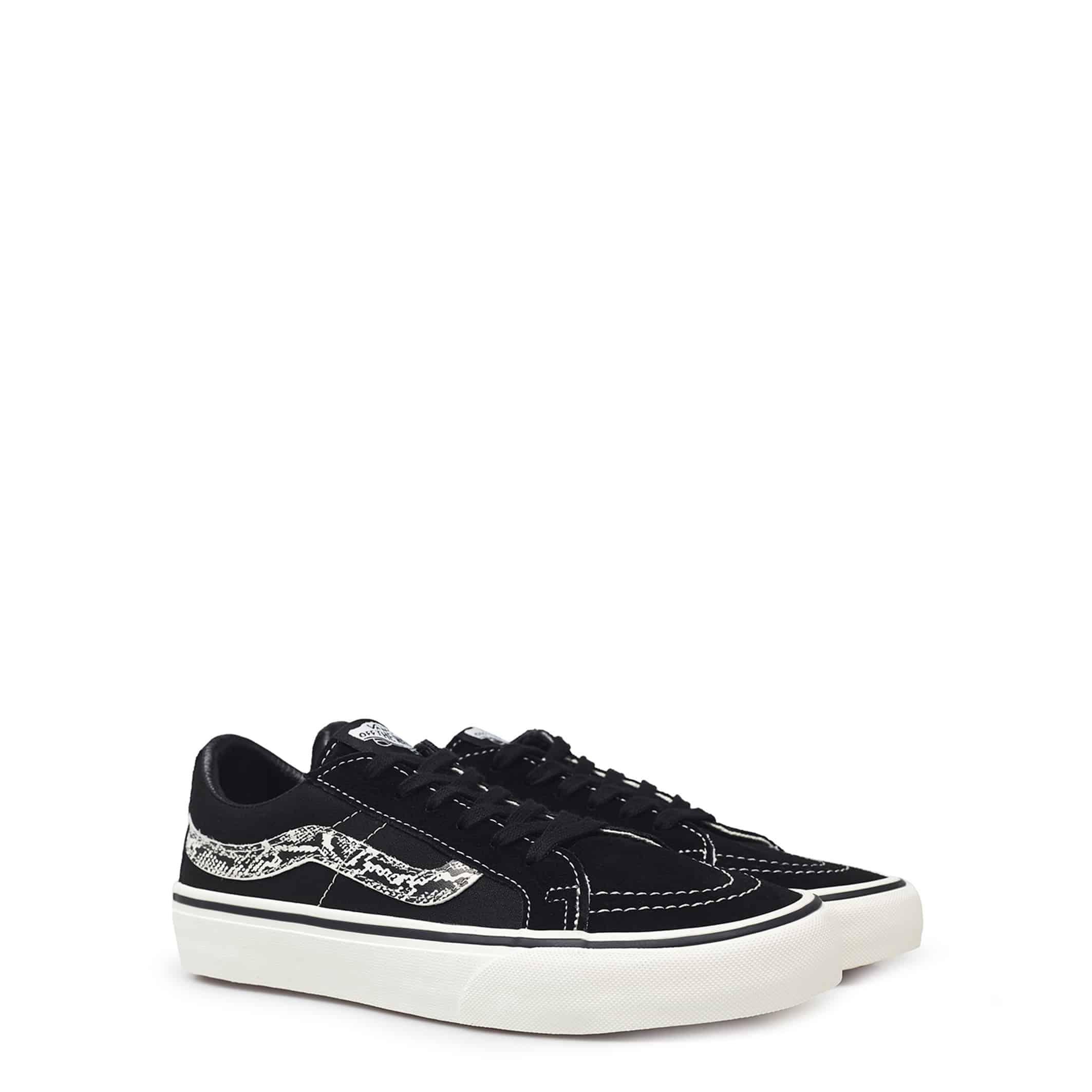 Vans – SK8-LOW-REISSUE – Negro