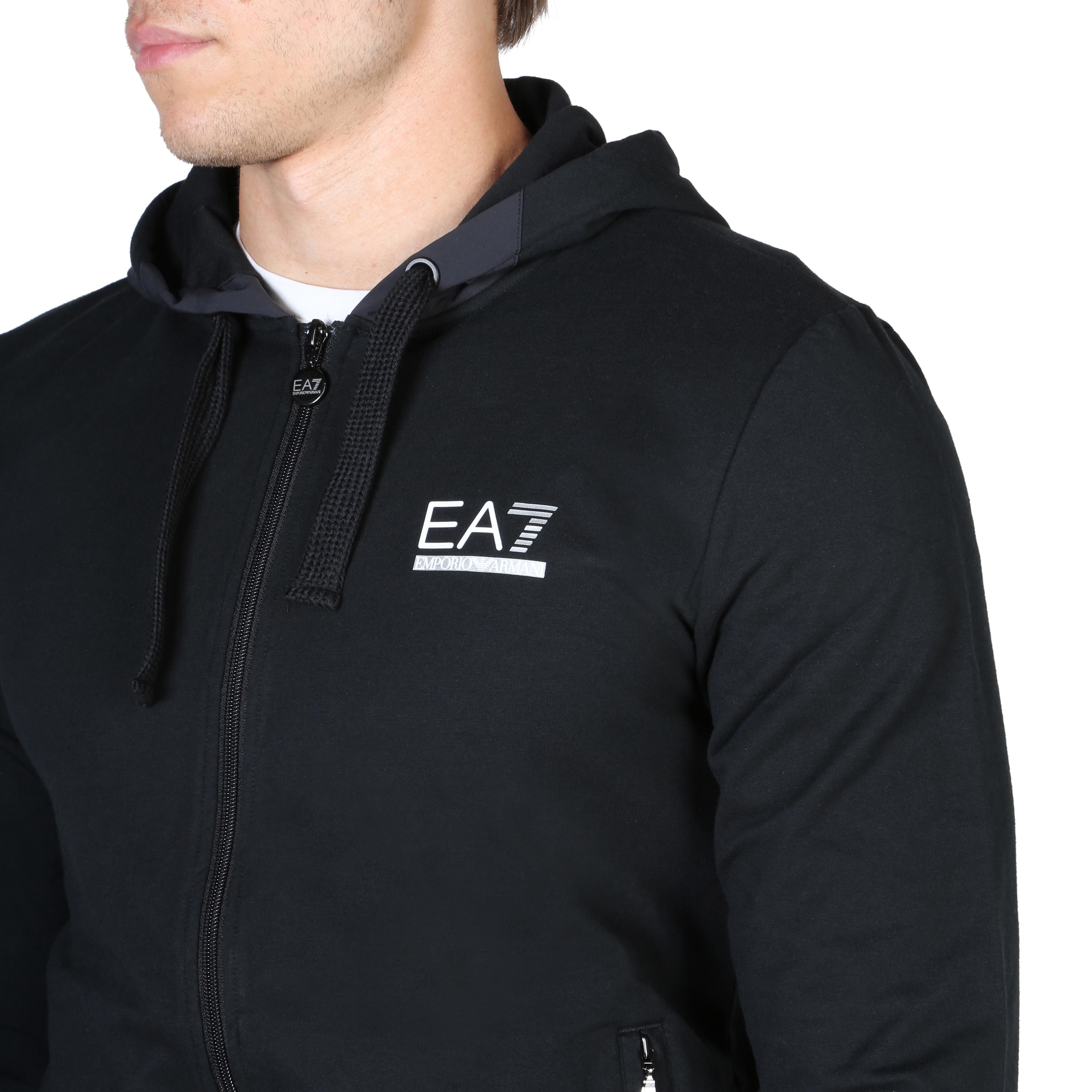 Bekleidung EA7 – 274706_6P227 – Schwarz