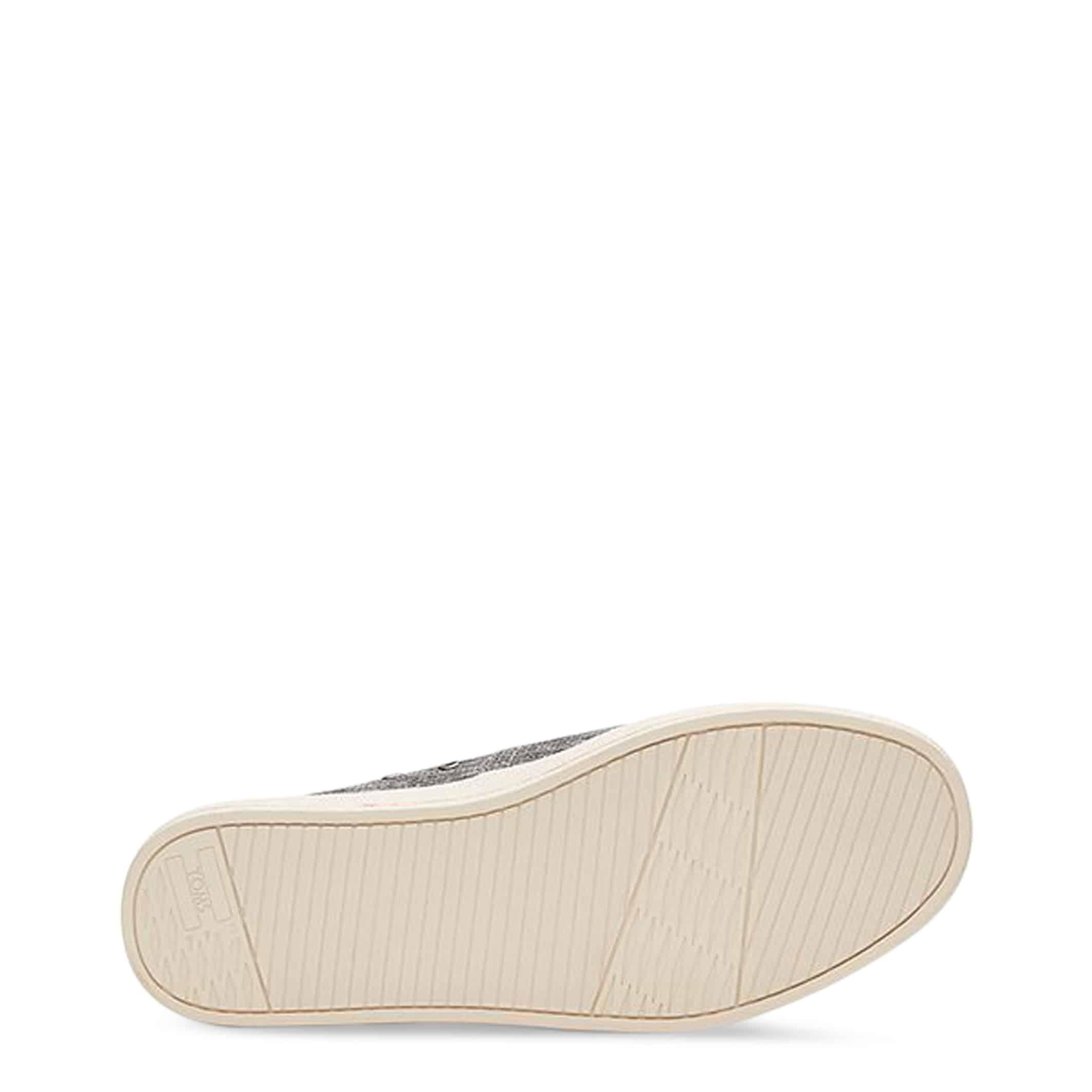 Schuhe TOMS – SPACE-DYE-AVA_10009979 – Grau