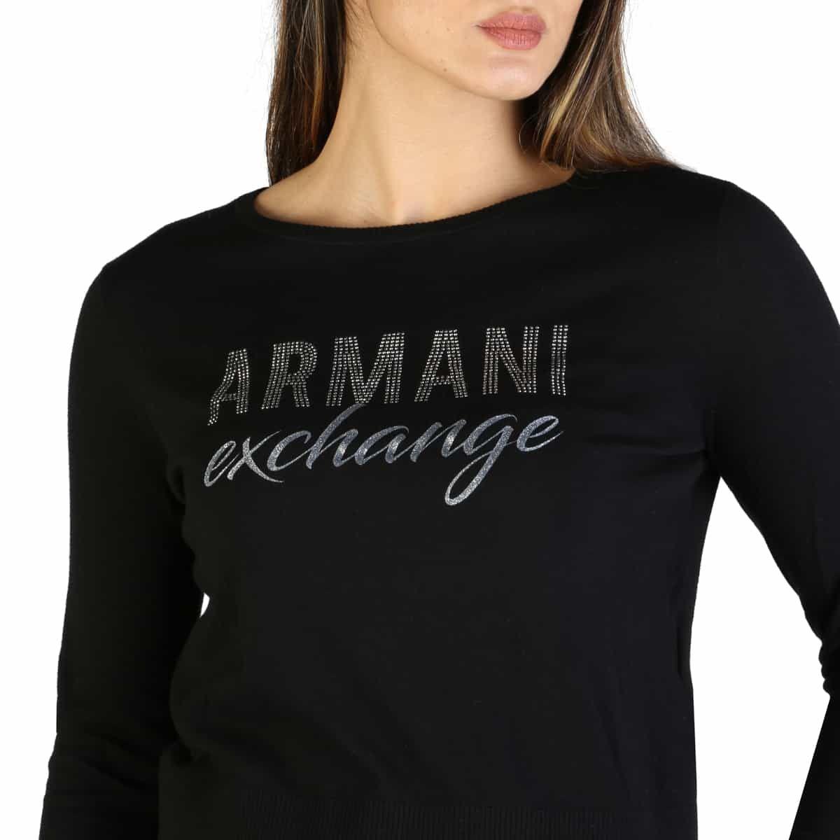 Armani Exchange – 3ZYM2A_YMA9Z – Zwart Designeritems.nl