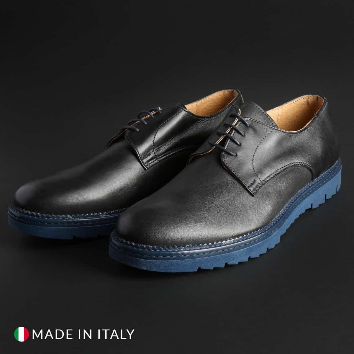 Italian Eagle – 300_VITELLO – Blu