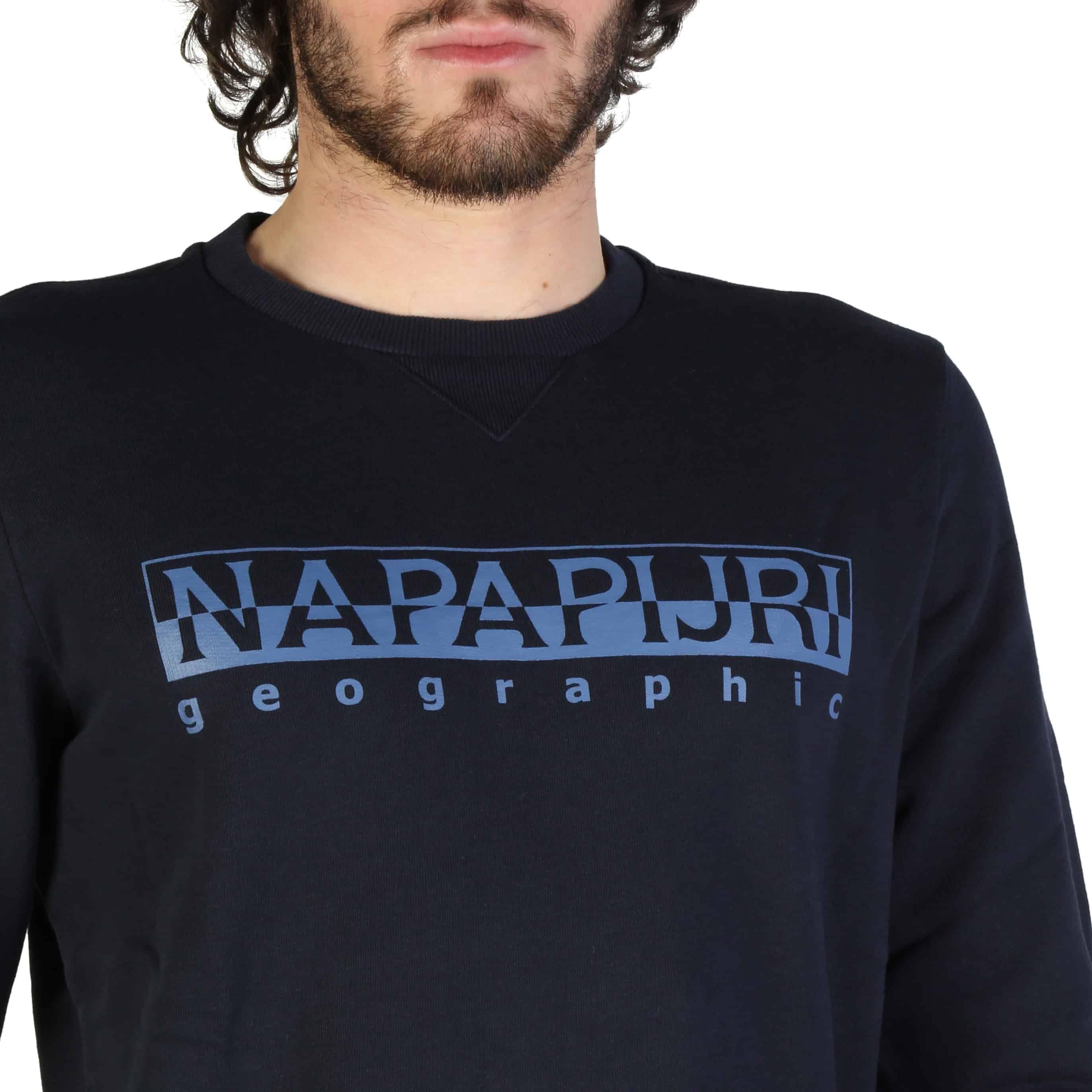 Bekleidung Napapijri – BEVORA_N0YIJ8 – Blau