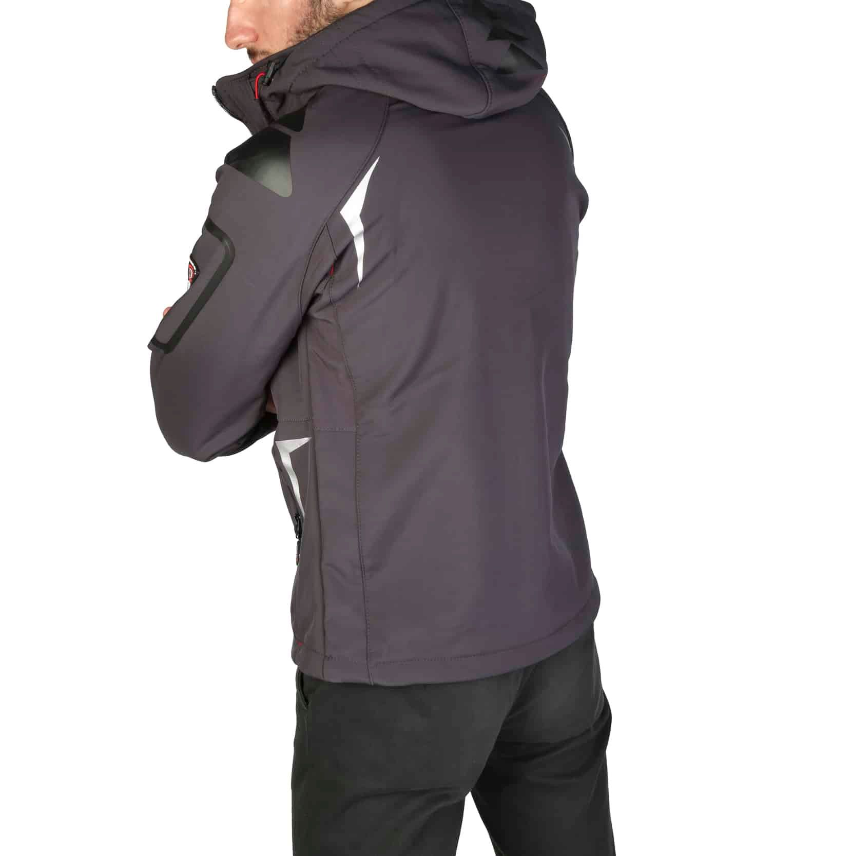 Geographical Norway – Techno_man Grey