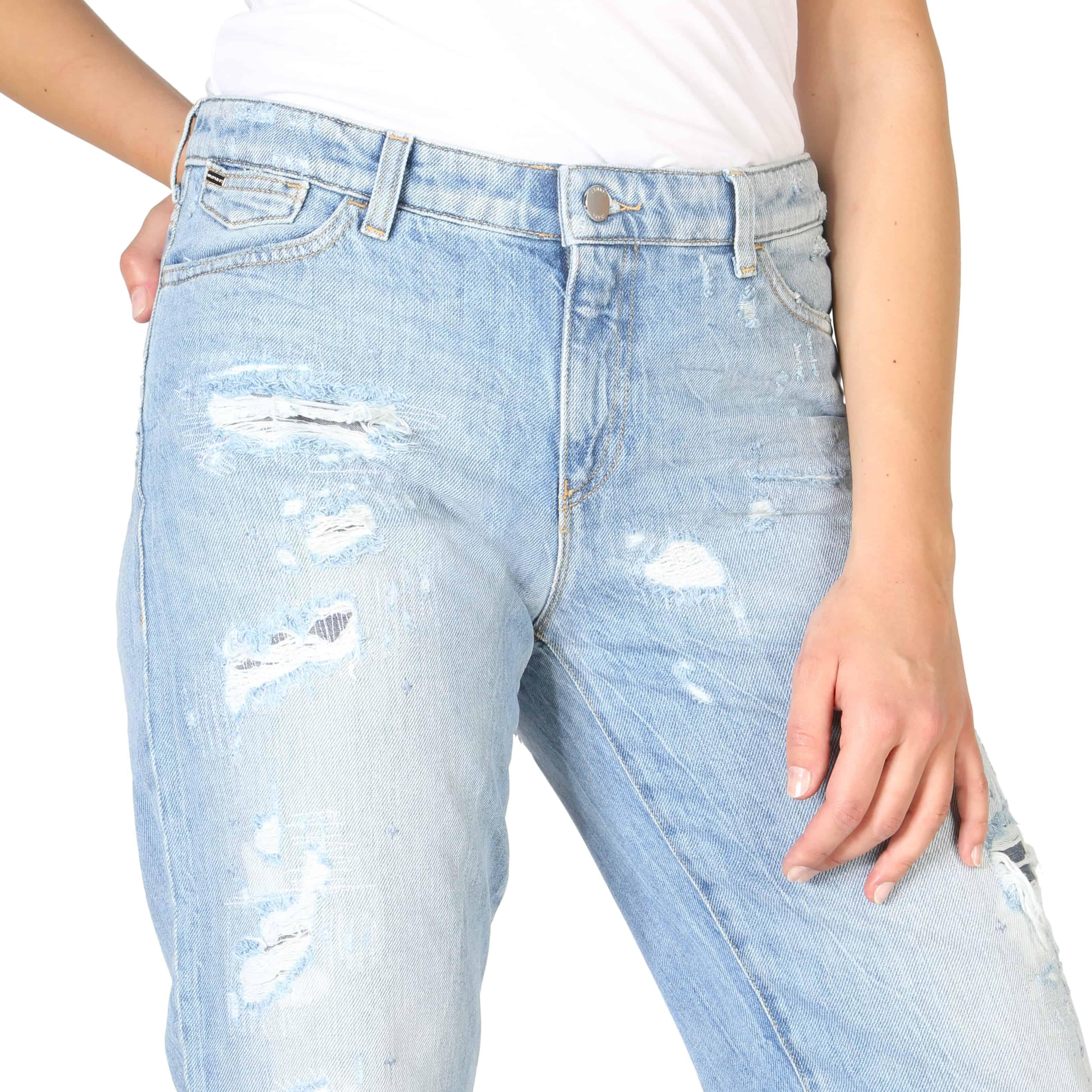 F2619Fa0 A0Cf 11Ea A5Cb 814F3D3B558F Armani Jeans - 3Y5J12_5D1Az - Blue