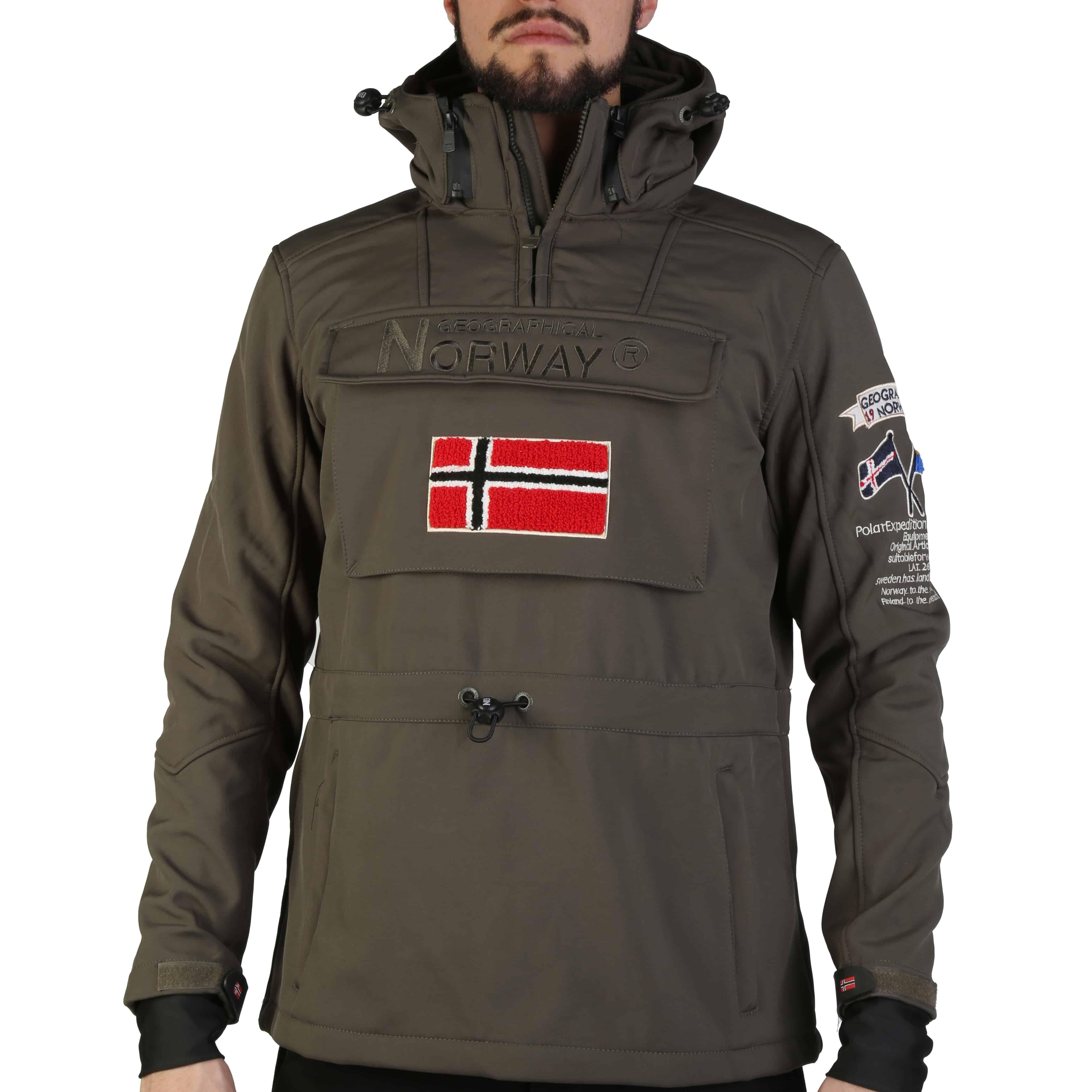 Geographical Norway – Target_man – Groen Designeritems.nl