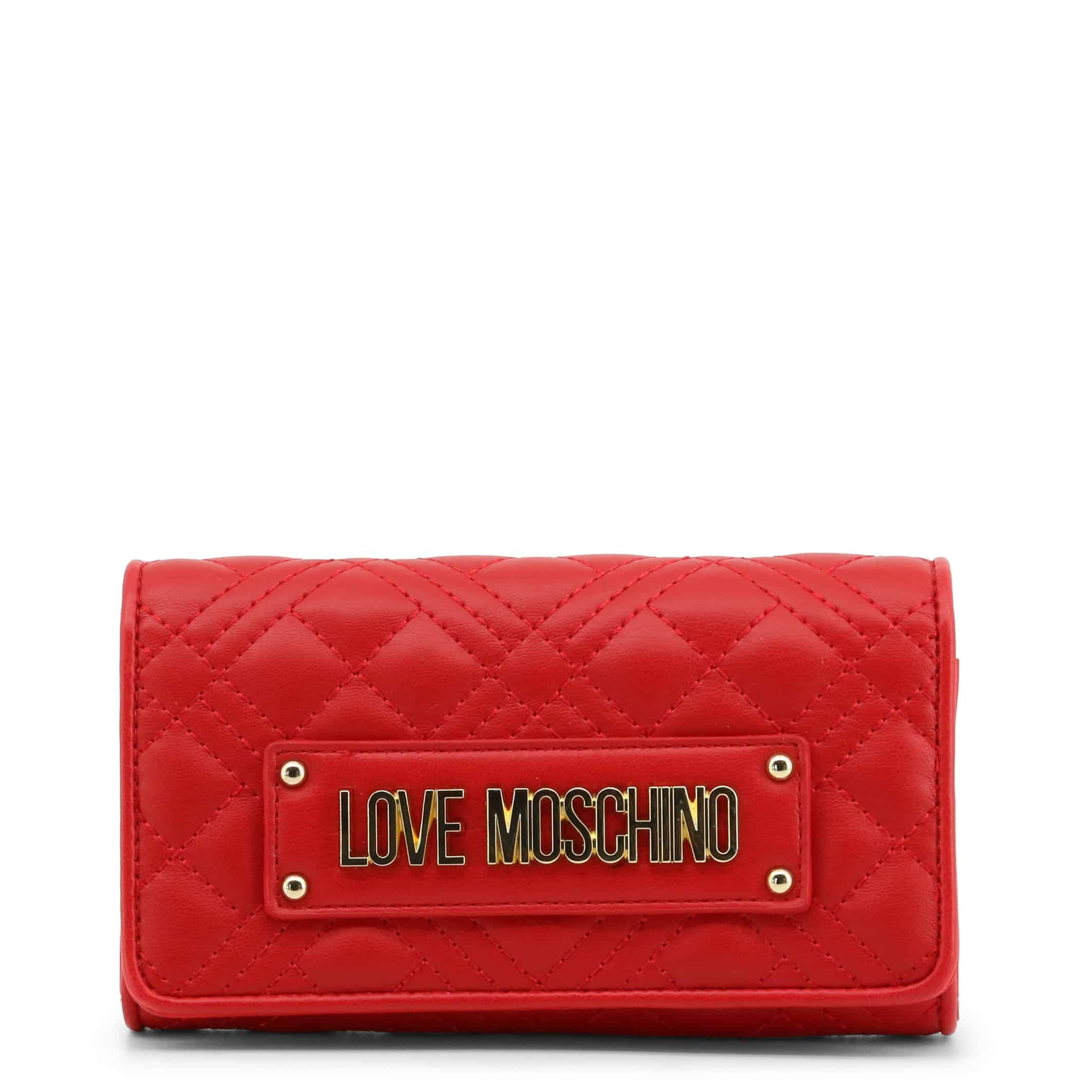 Love Moschino – JC5630PP0CKA0 – Rood Designeritems.nl