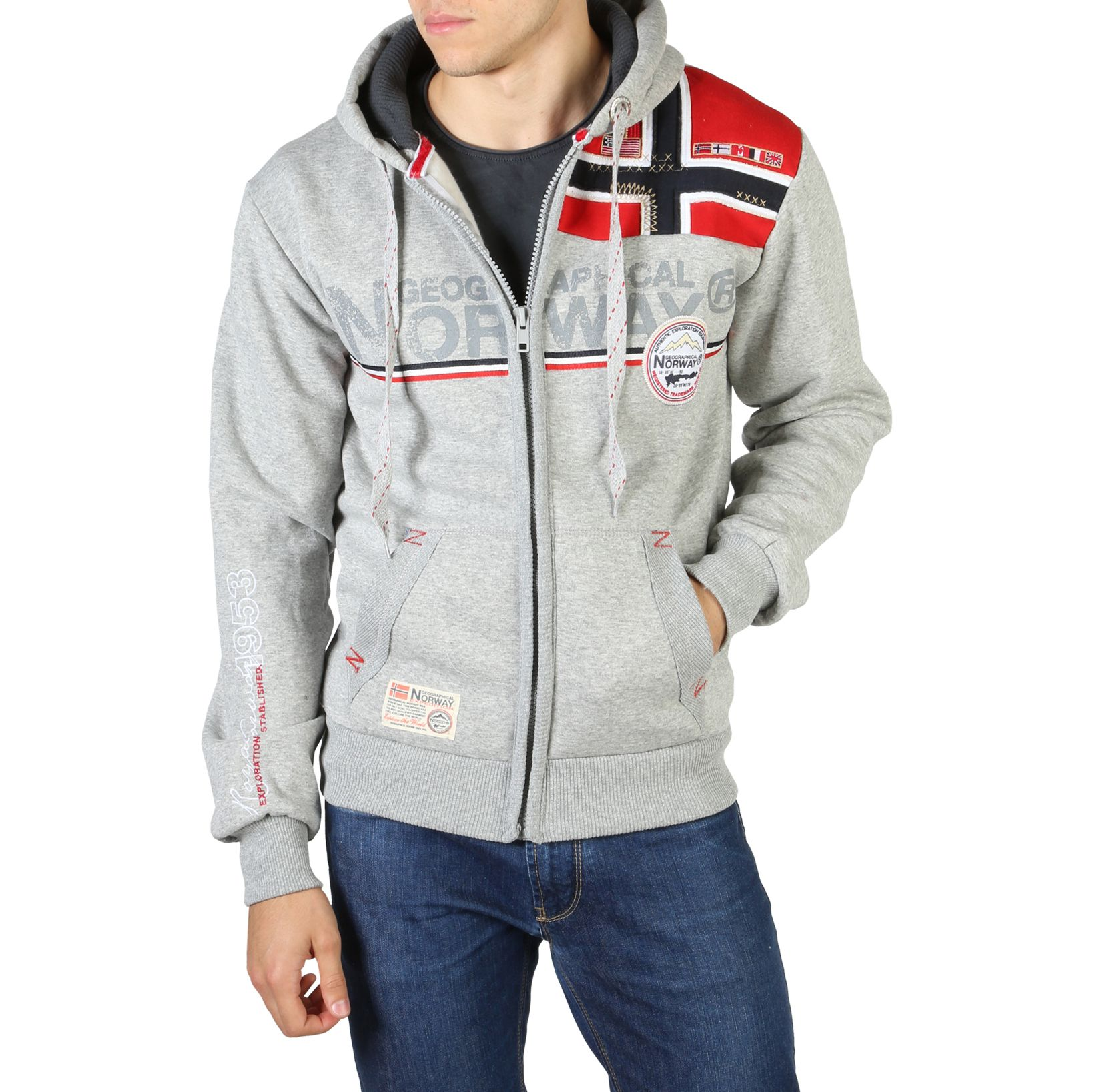 Geographical Norway - Faponie100BS_man  | You Fashion Outlet