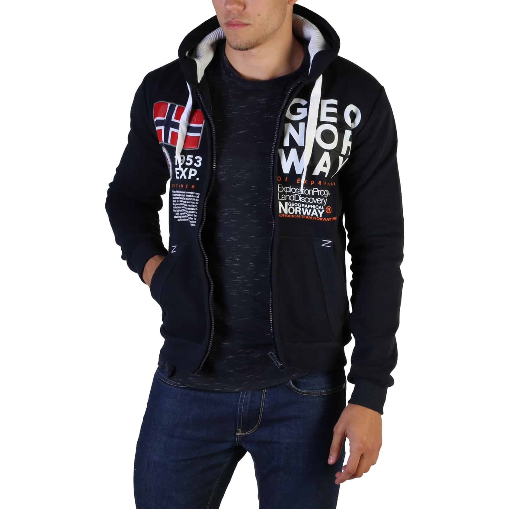 Homme Geographical Norway – Gasado_man
